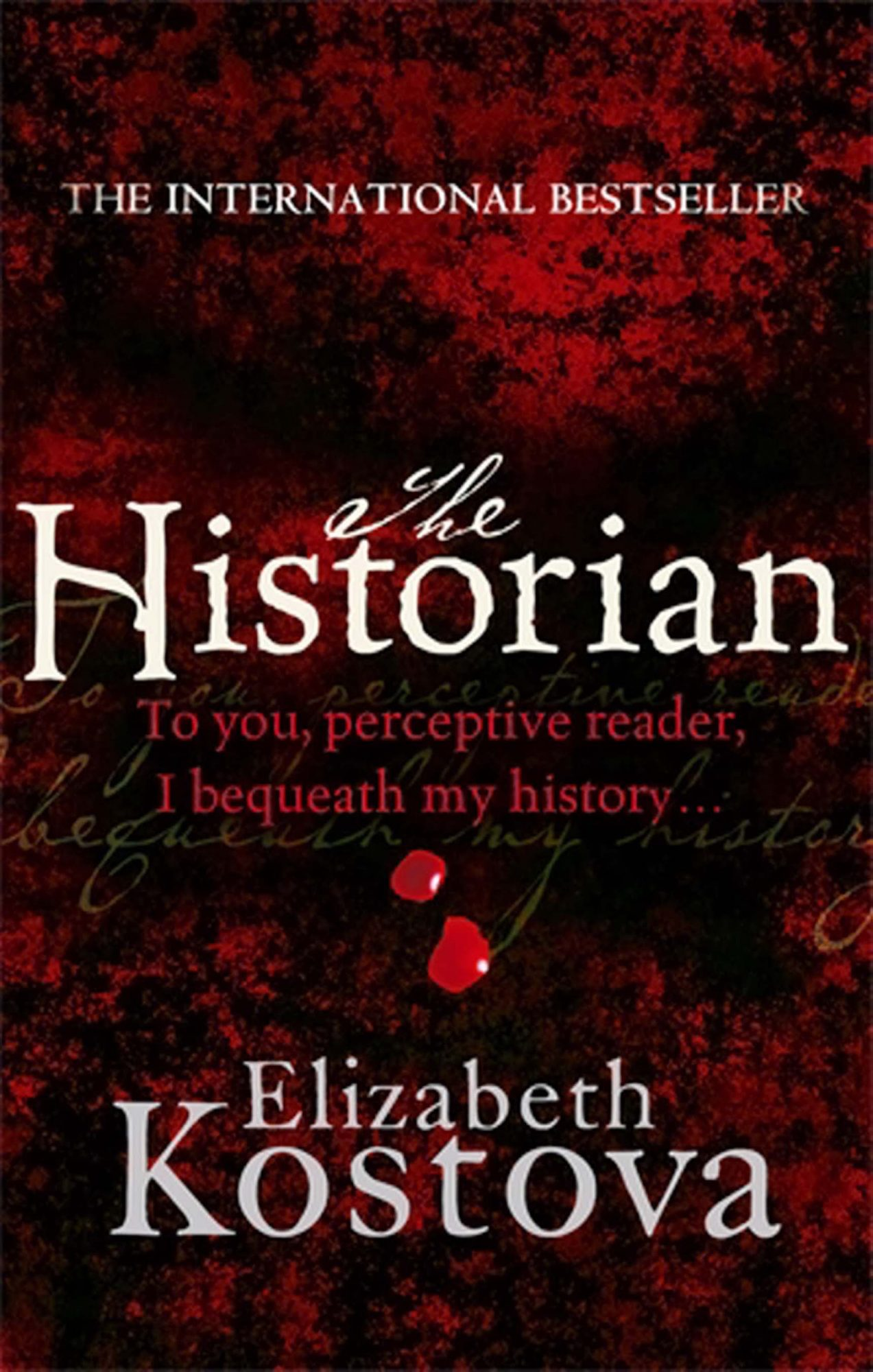 The Historianby Elizabeth KostovaPublished 2005 by Time Warner Books