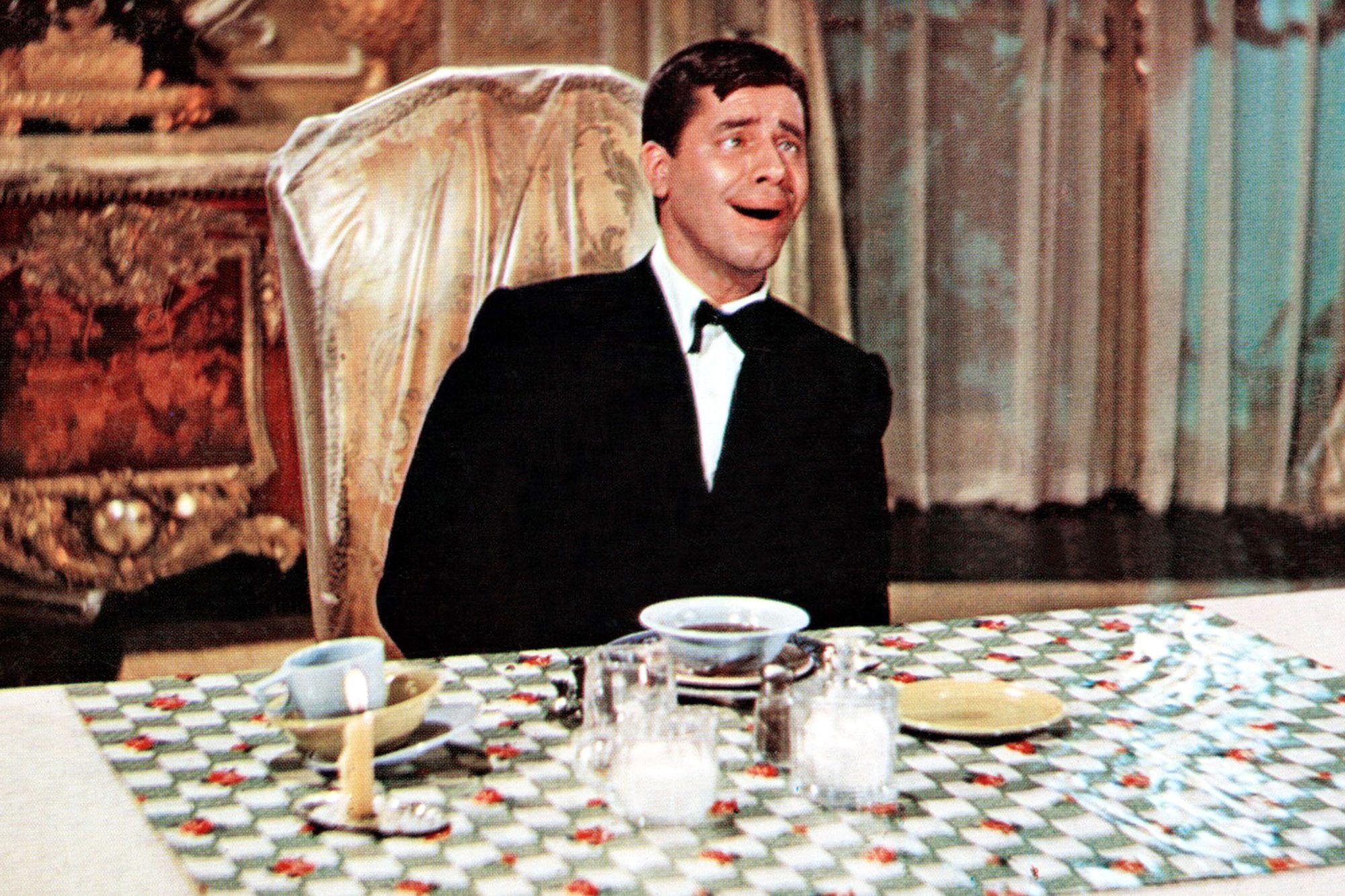 CINDERFELLA, Jerry Lewis, 1960