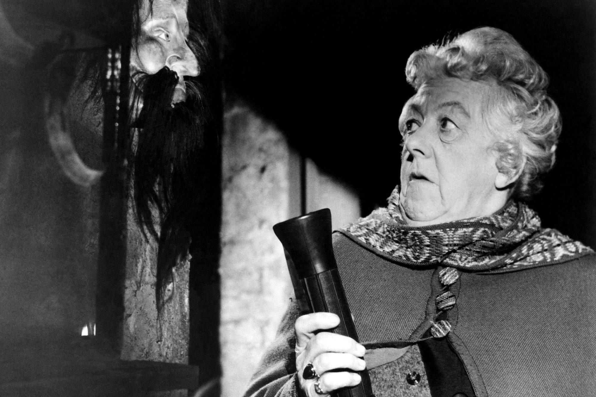 MURDER, SHE SAID, Margaret Rutherford, 1961