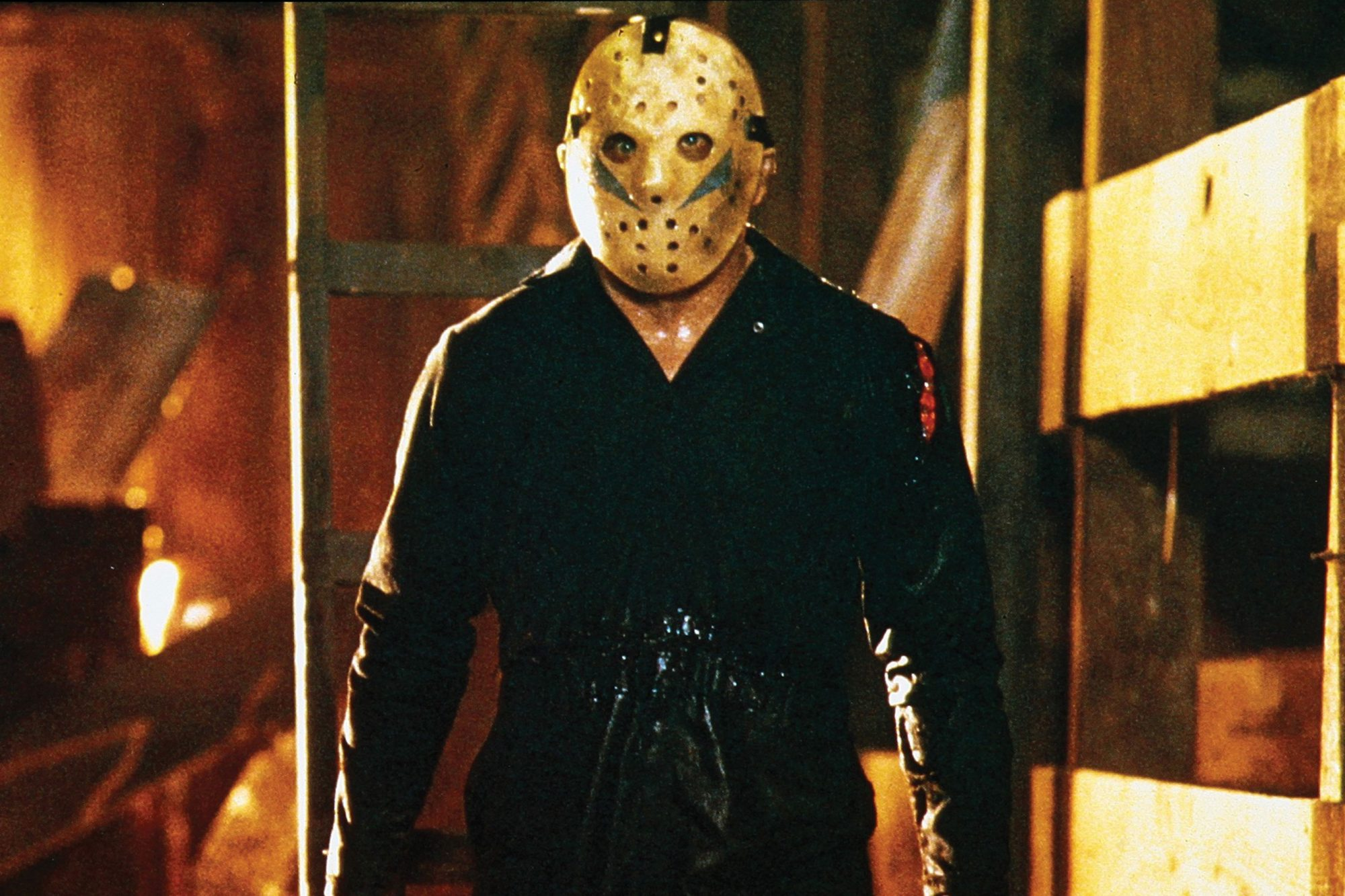FRIDAY THE 13TH: A NEW BEGINNING, (aka FRIDAY THE 13TH PART V), Dick Wieand,  1985, ©