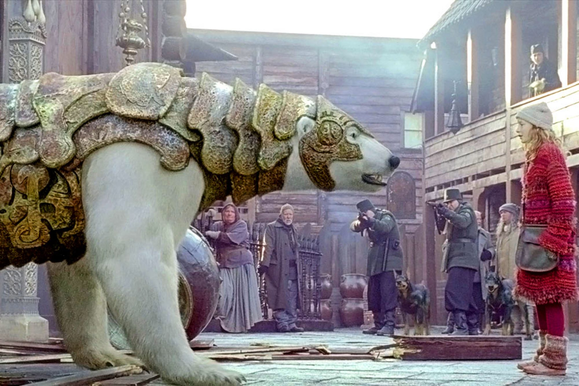 Image result for the golden compass