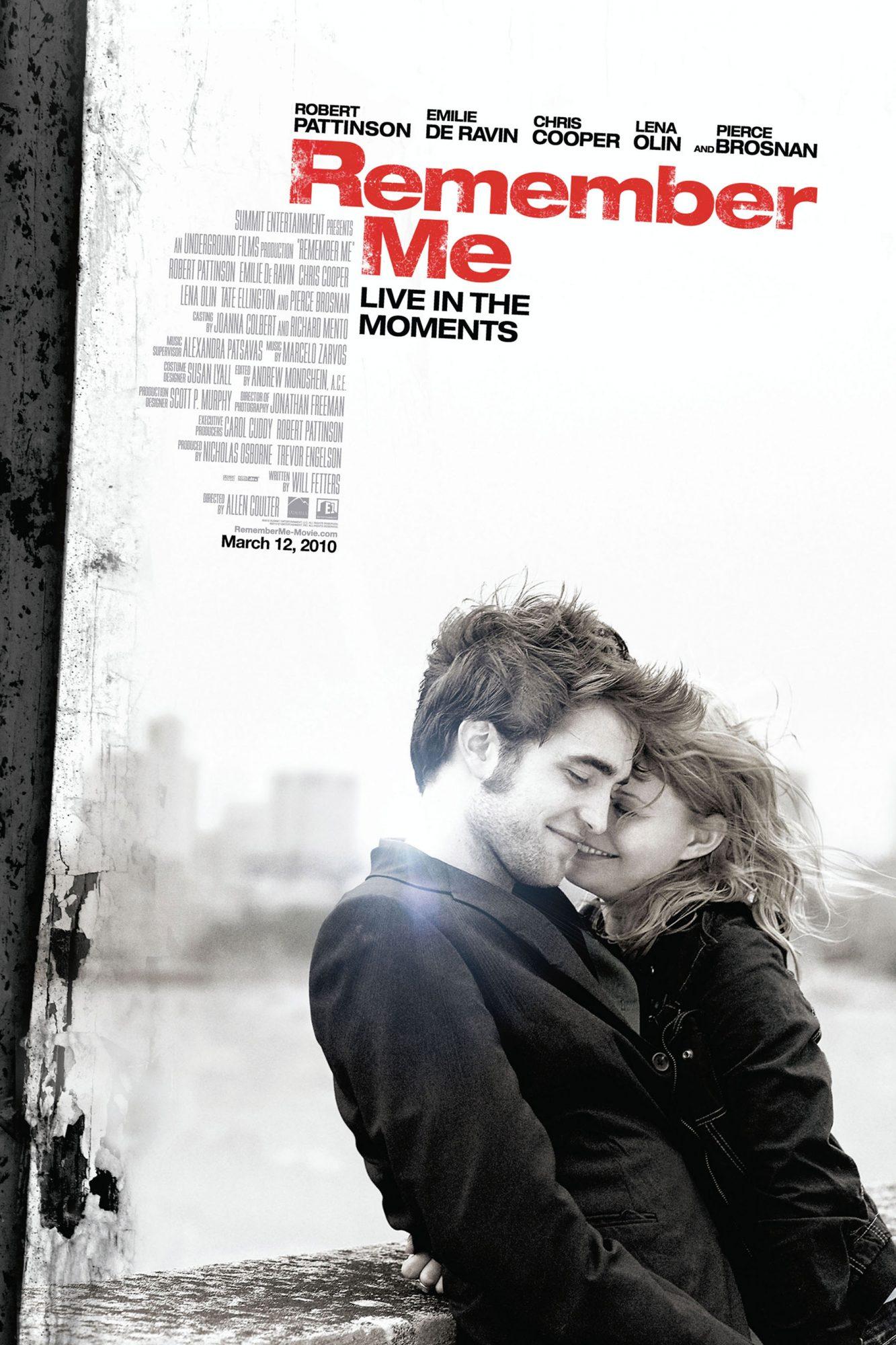 REMEMBER ME, from left: Robert Pattinson, Emilie de Ravin, 2010. ©Summit Entertainment/courtesy Ever