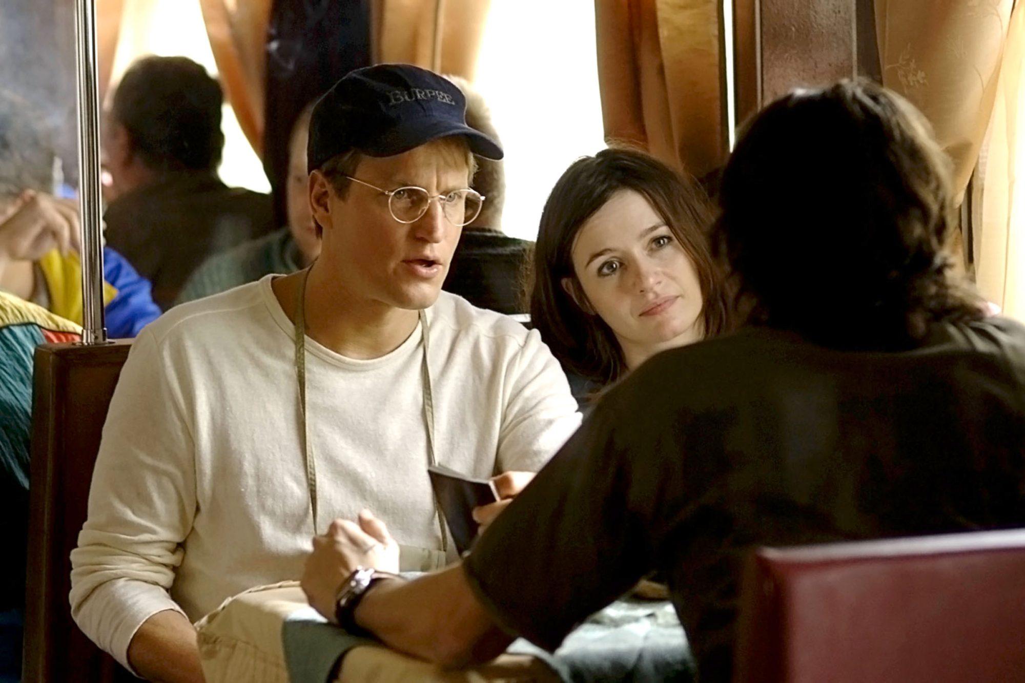 TRANSSIBERIAN, center: Woody Harrelson, Emily Mortimer, 2008. ©First Look International/courtesy Eve