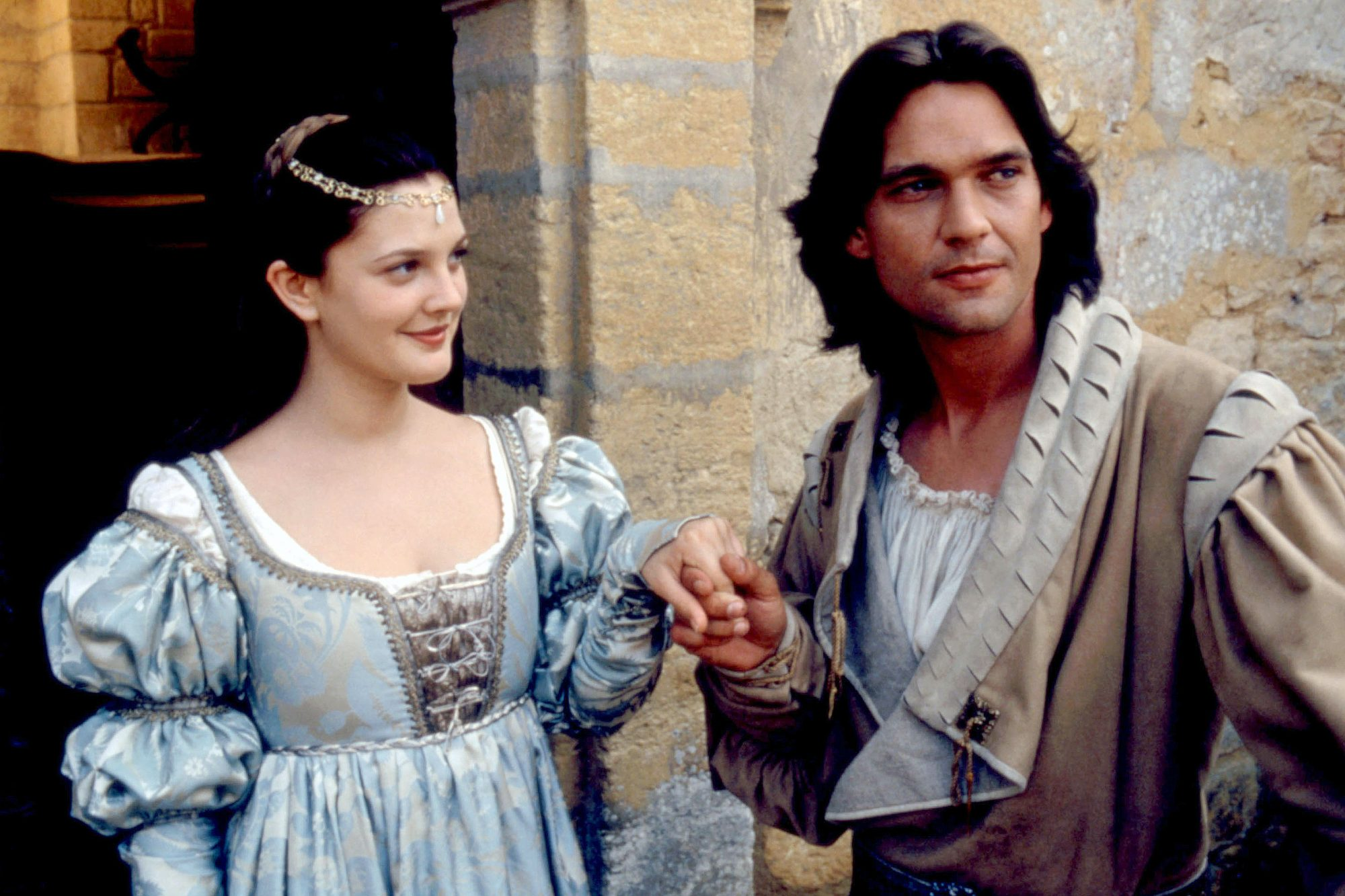 EVER AFTER, Drew Barrymore, Dougray Scott, 1998, TM and Copyright (c)20th Century Fox Film Corp. All