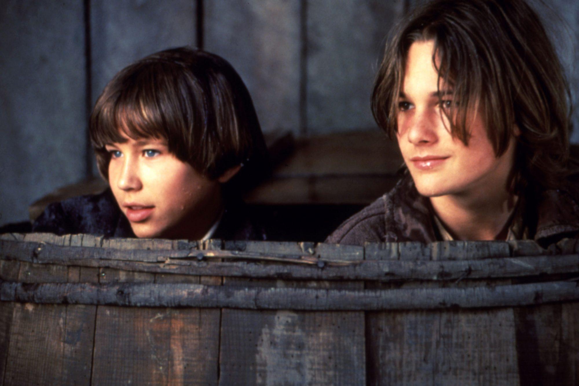 TOM AND HUCK, Jonathan Taylor Thomas, Brad Renfro, 1995, (c)Buena Vista Pictures/courtesy Everett Co