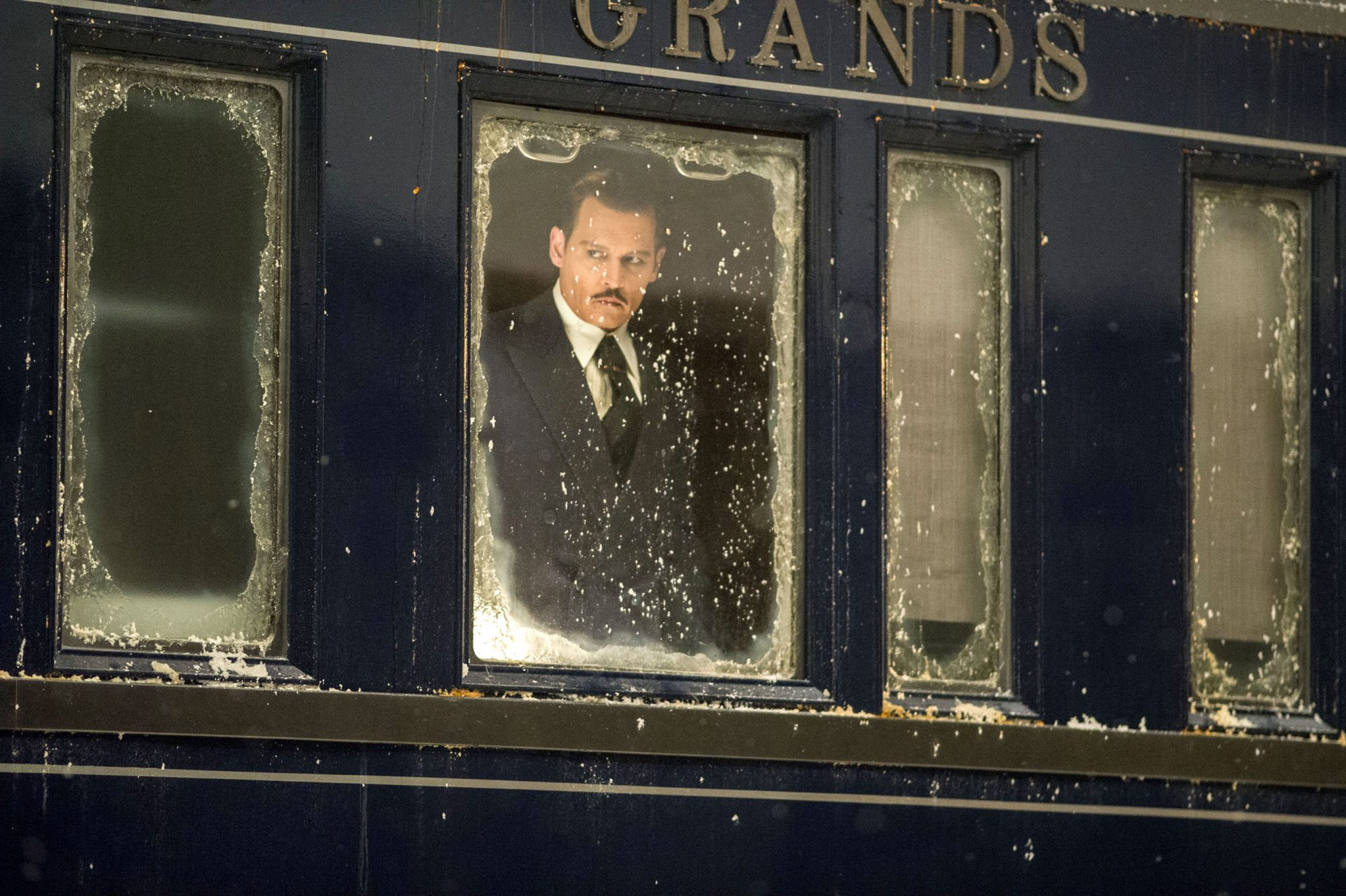 More locked-room mysteries for Murder on the Orient Express fans
