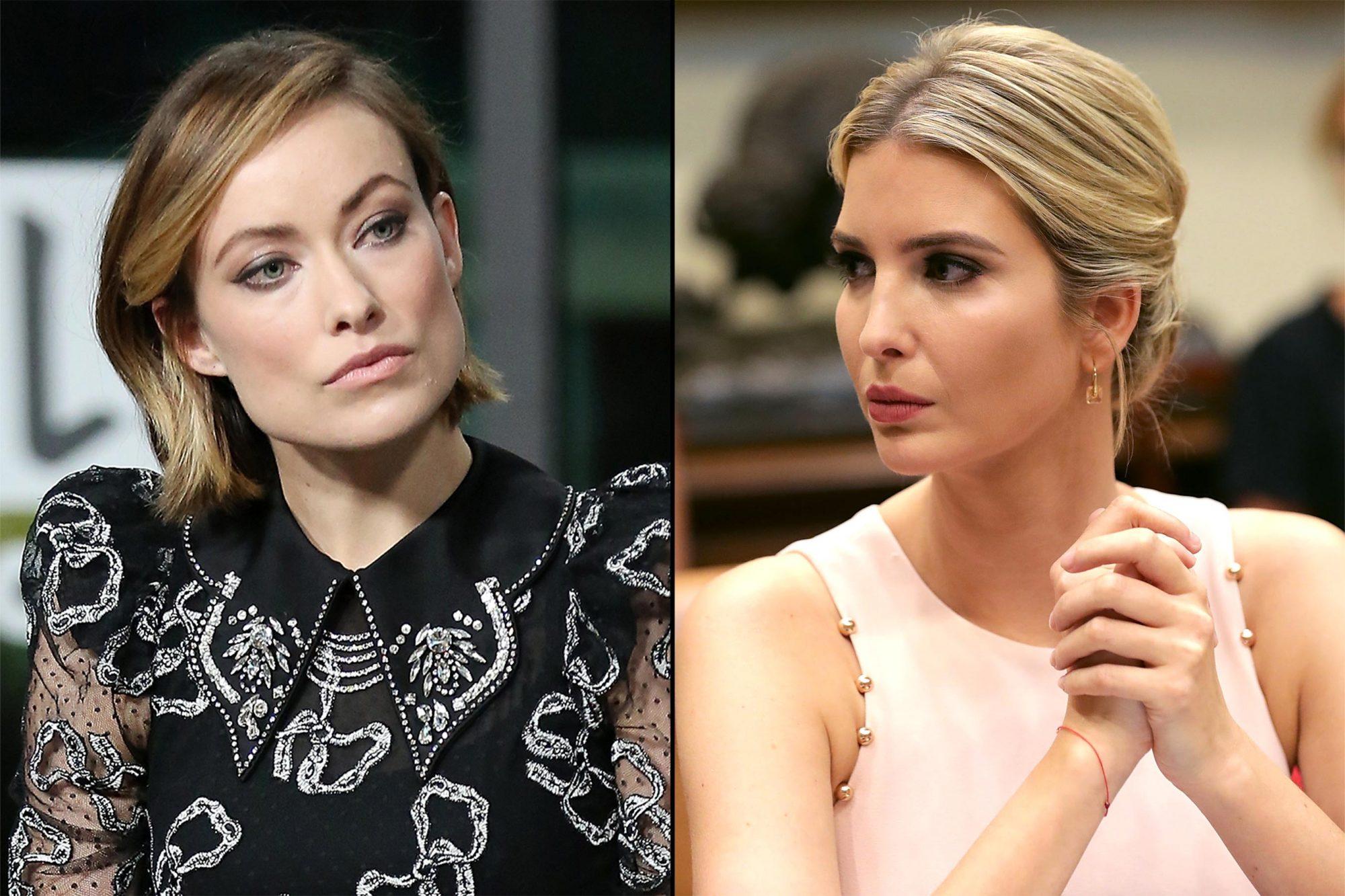 Olivia-Wilde-Ivanka-Trump