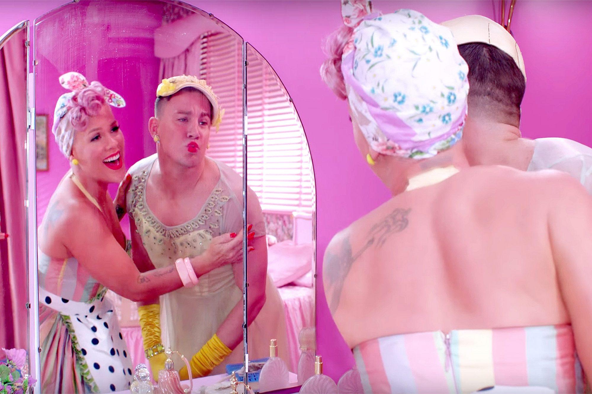 Beautiful Trauma Music Video