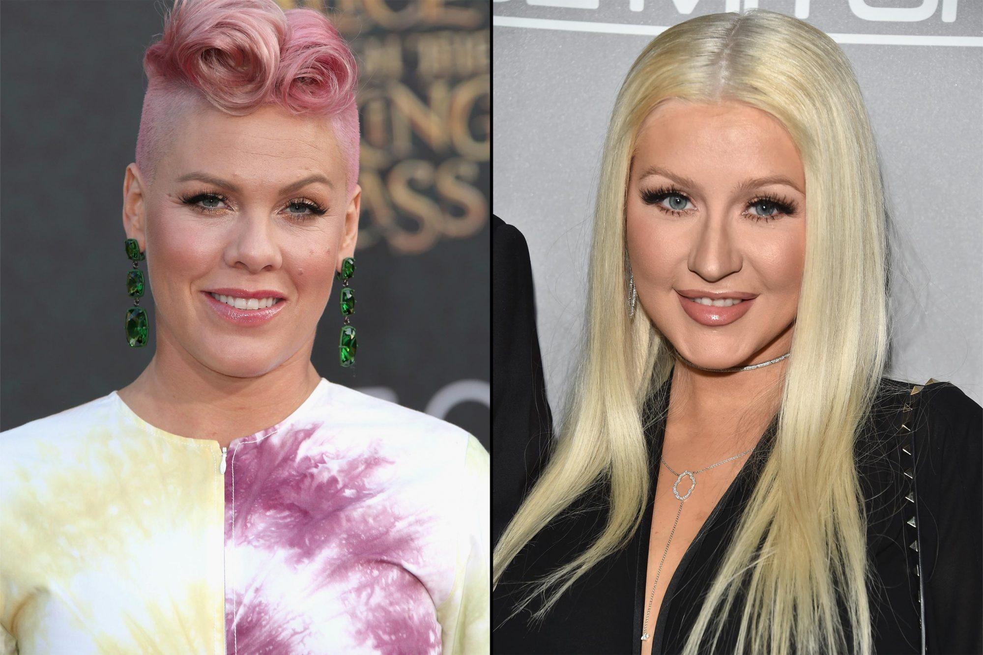 Pink-Christina-Aguilera