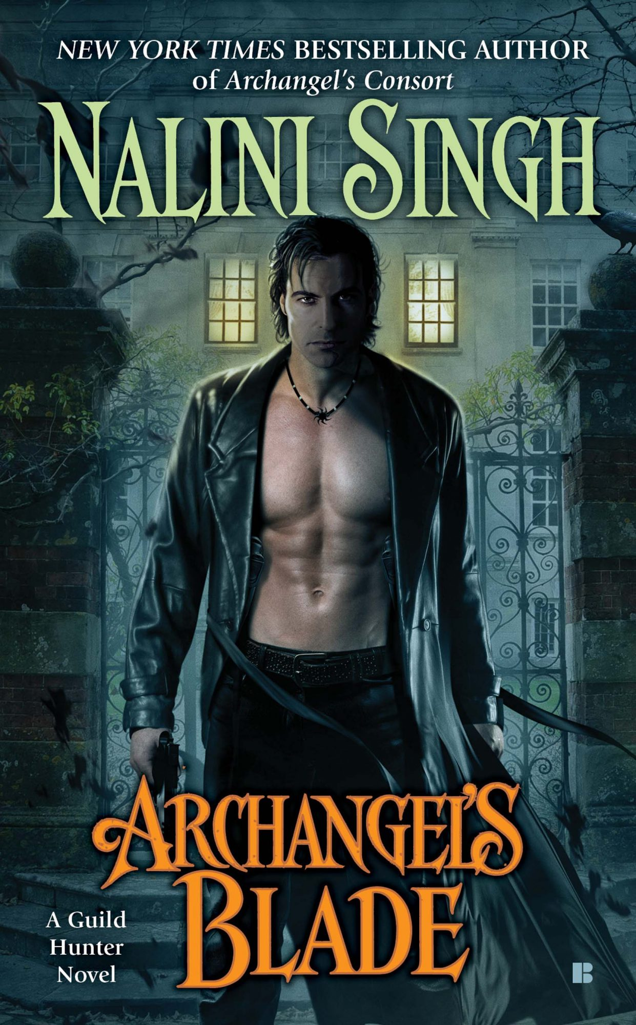 Archangel's Blade by Nalini Singh (2011)