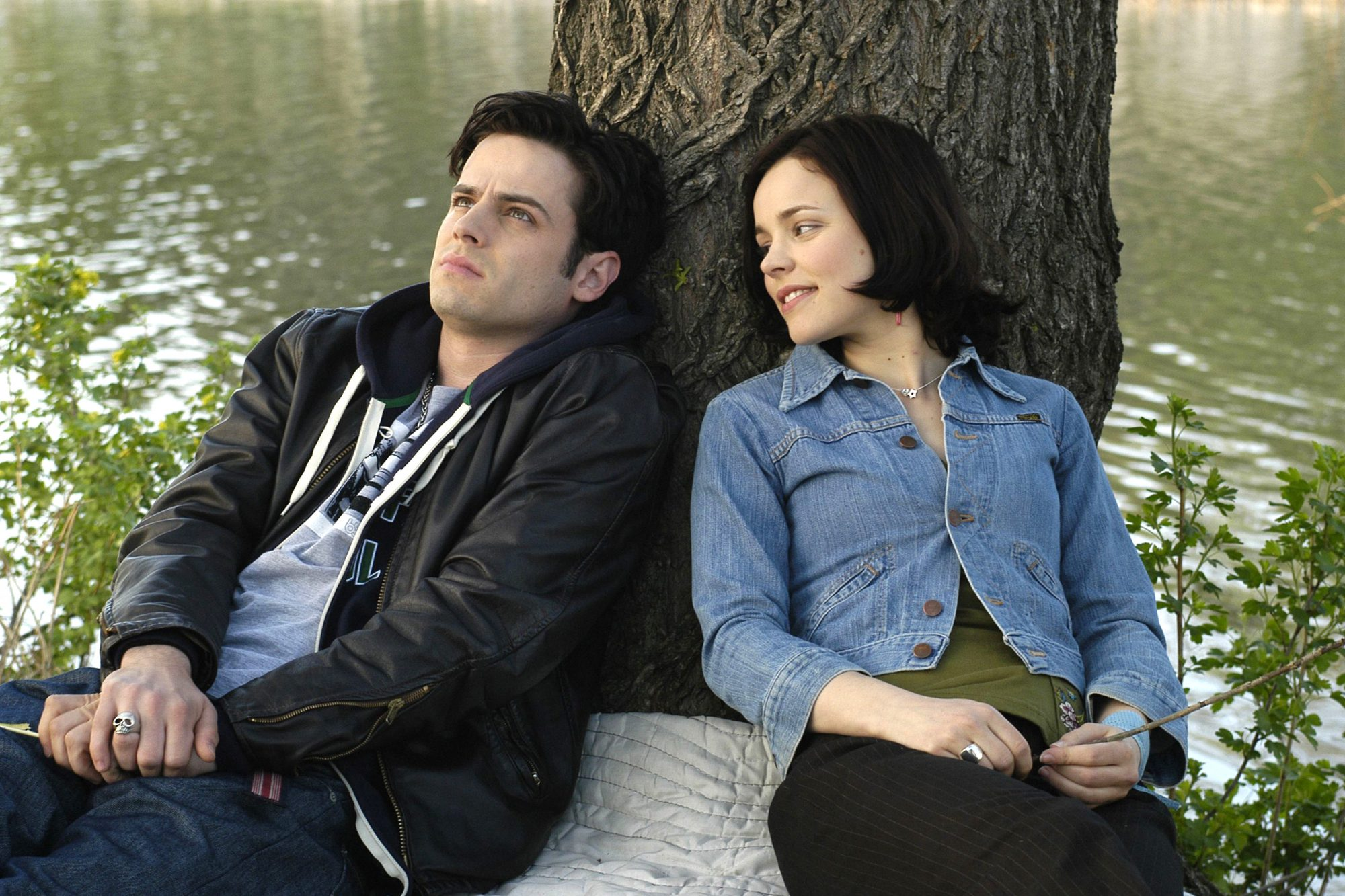 Slings and ArrowsLuke Kirby and Rachel McAdams