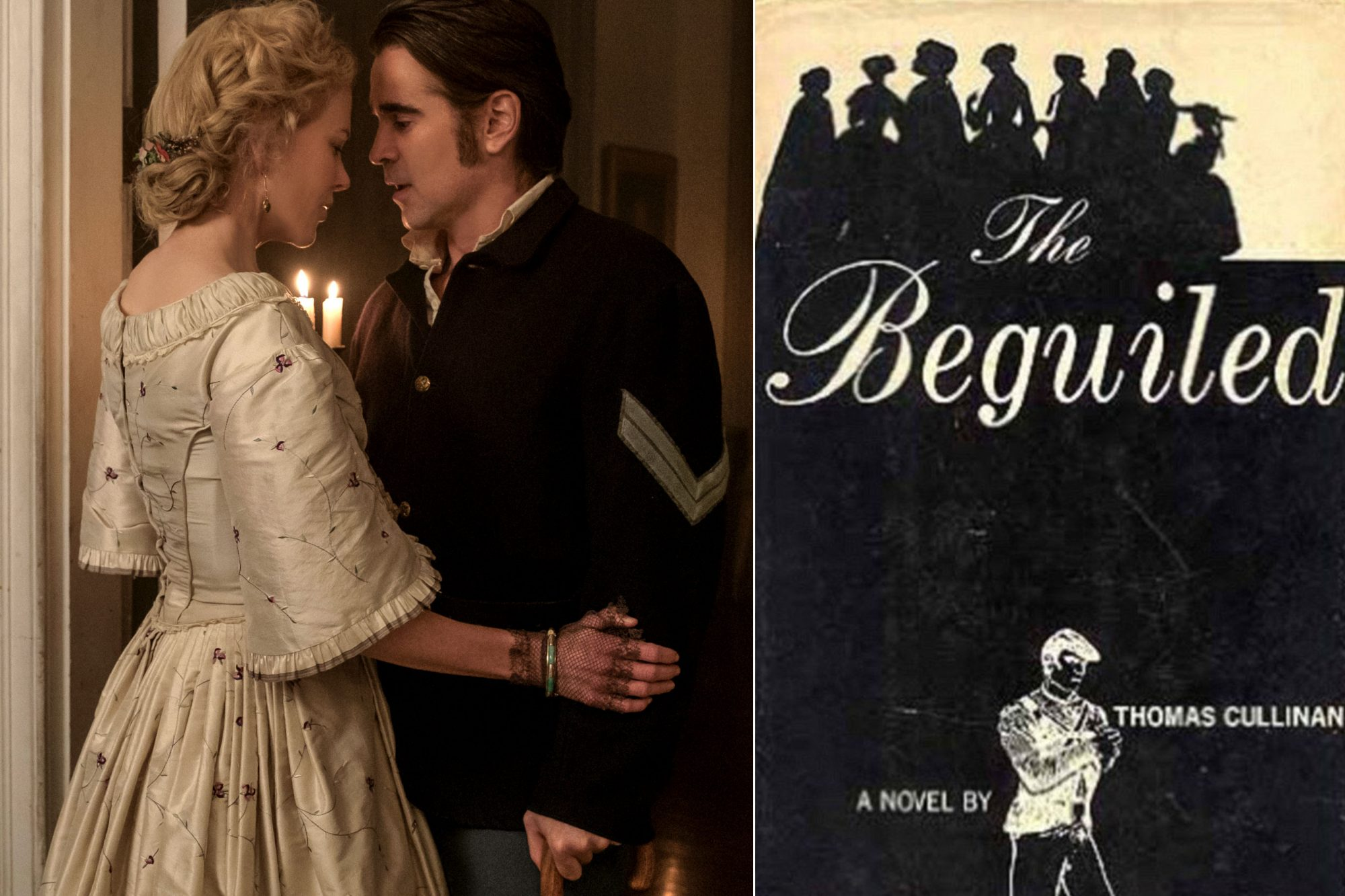 The Beguiled by Thomas P. Cullinan