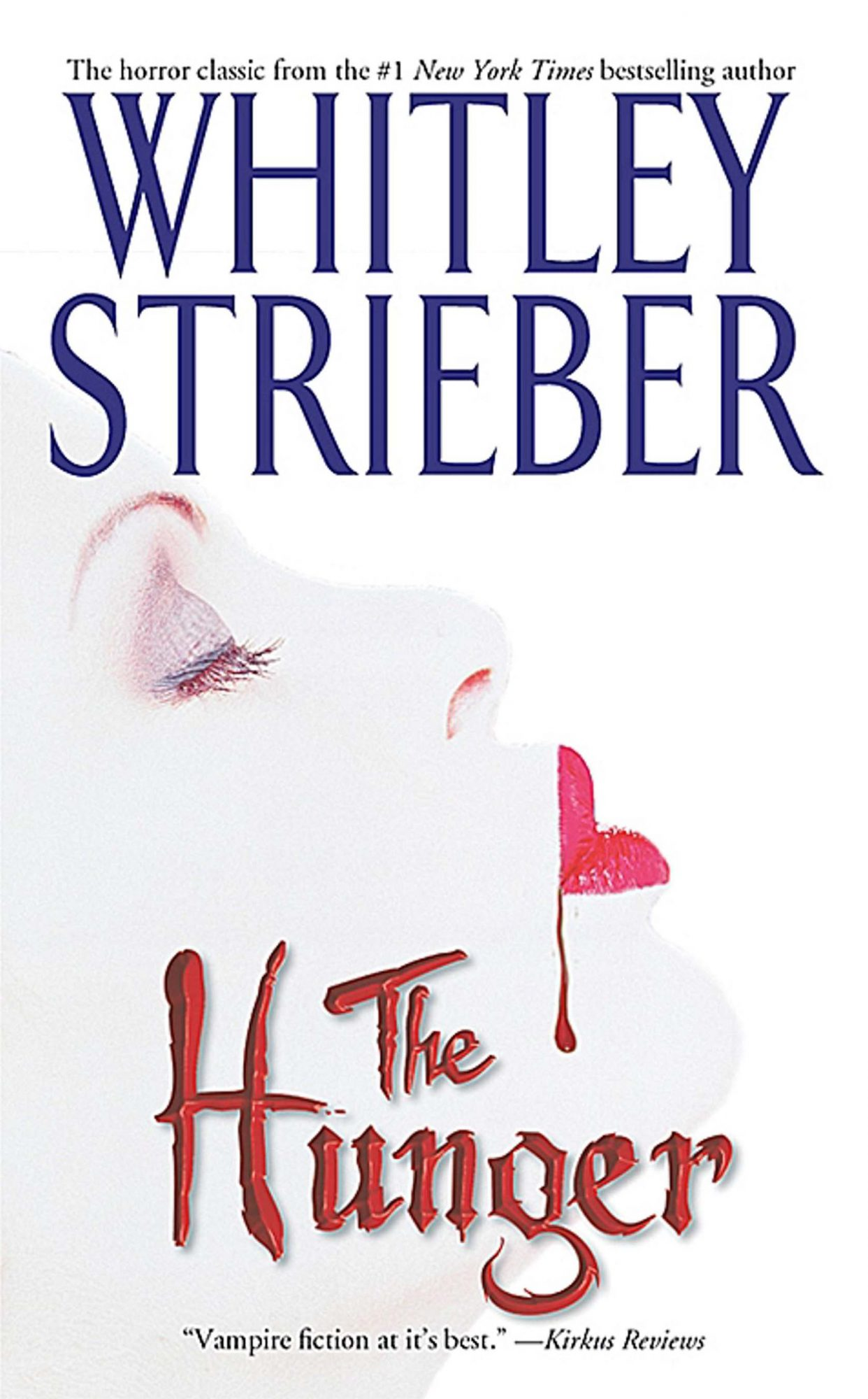 The Hunger by Whitley Streiber