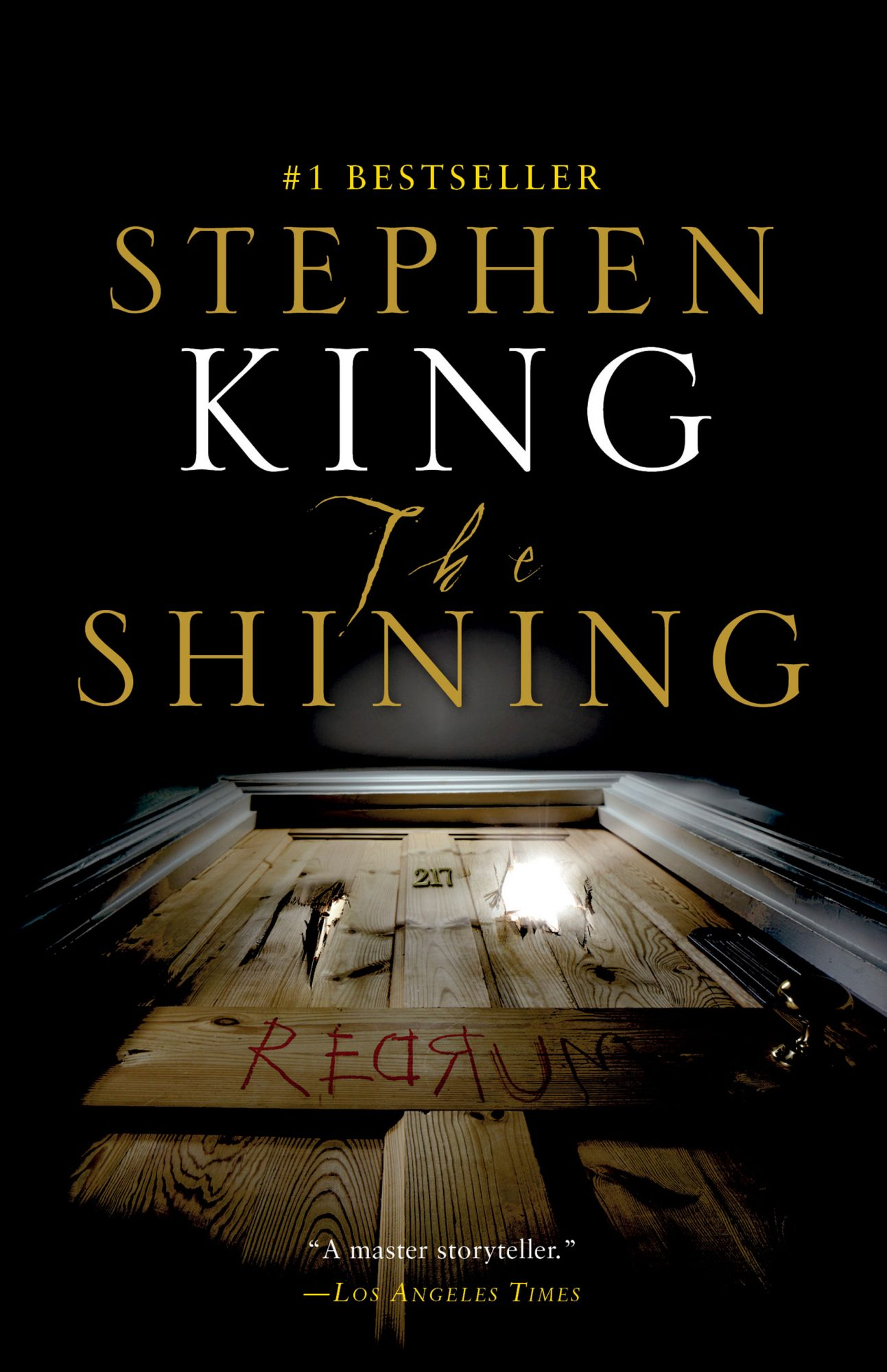 The Shining (2012)by Stephen Kingpaperback