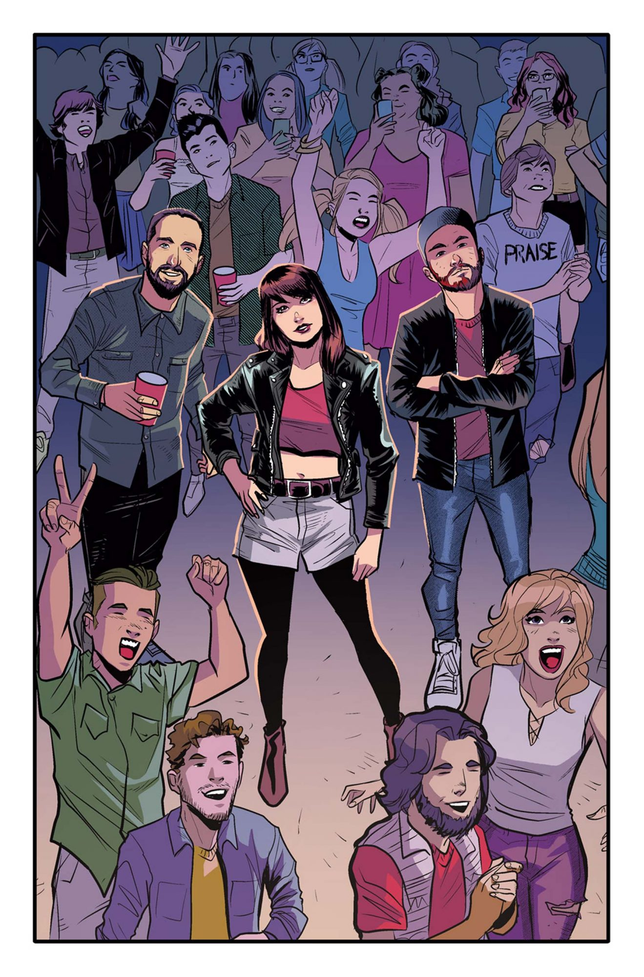TheArchies#2-Chvrches