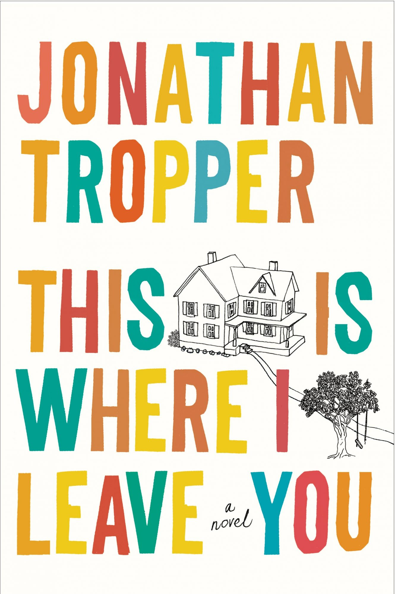 This is Where I Leave Youby Jonathan Tropper