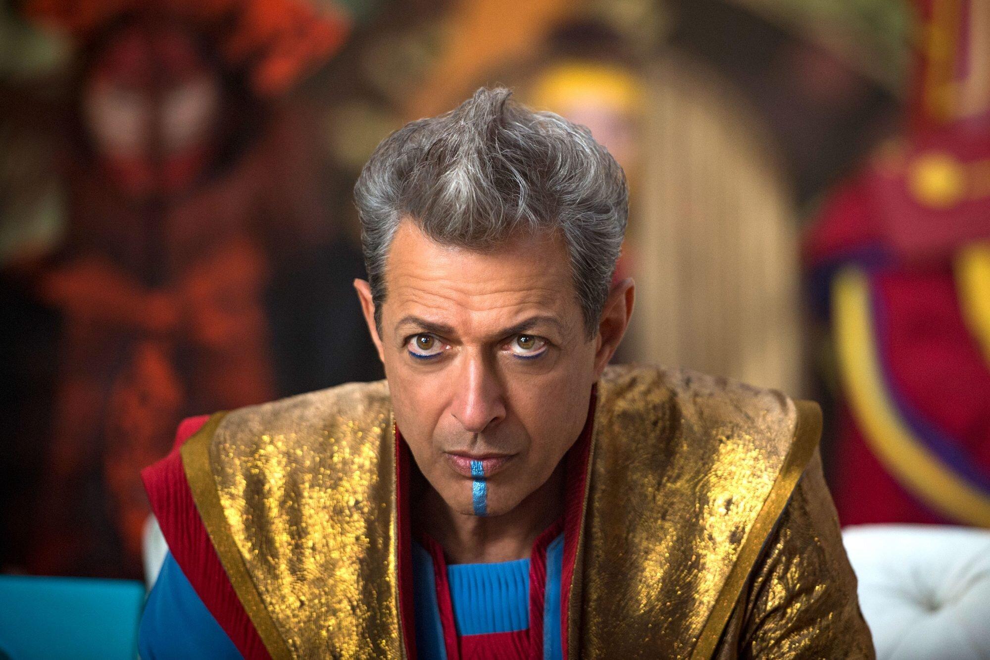 Jeff Goldblum On The Creative Ecstasy Of Working On Thor Ragnarok Ew Com