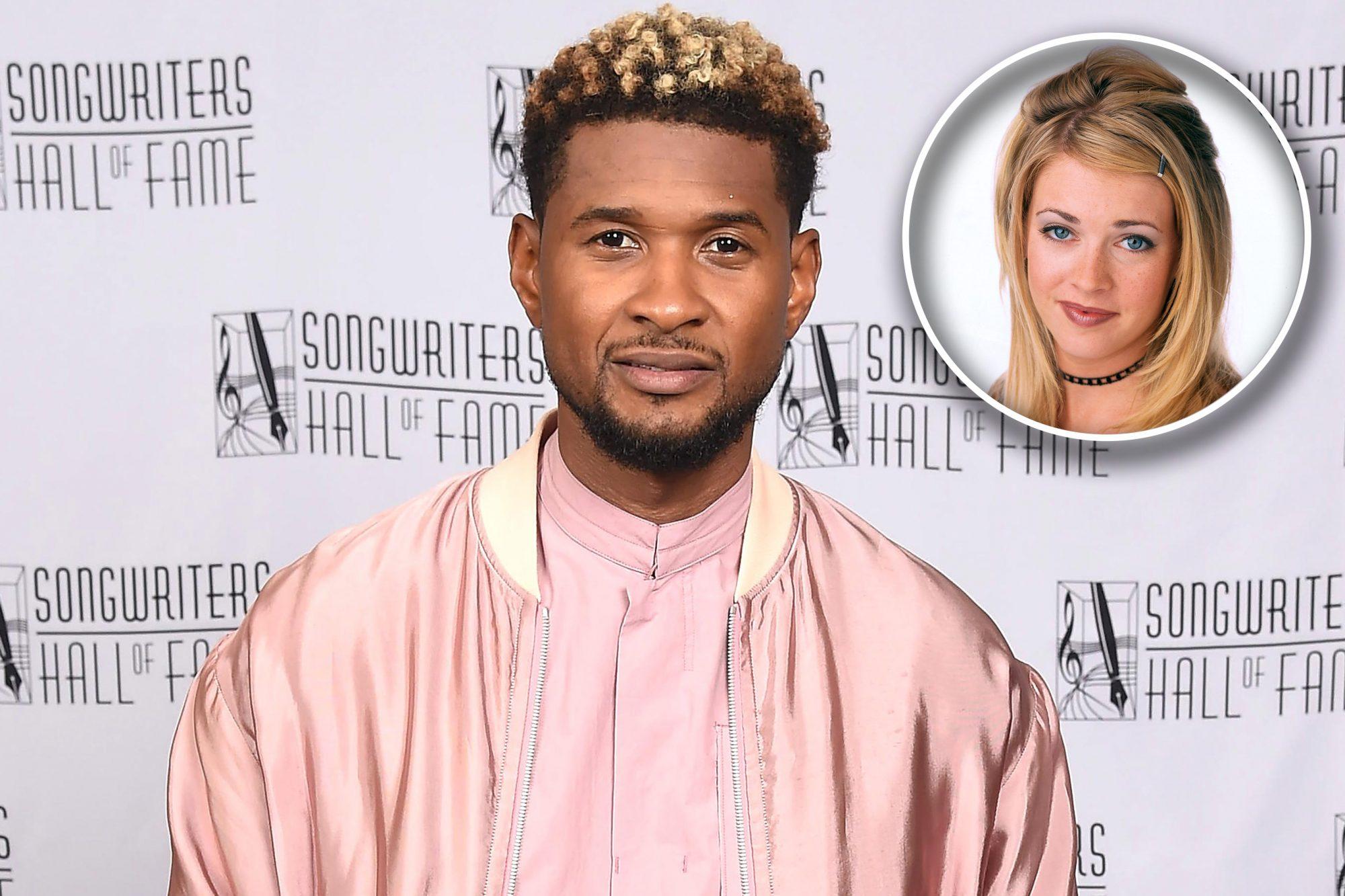 Usher / Sabrina the Teenage Witch
