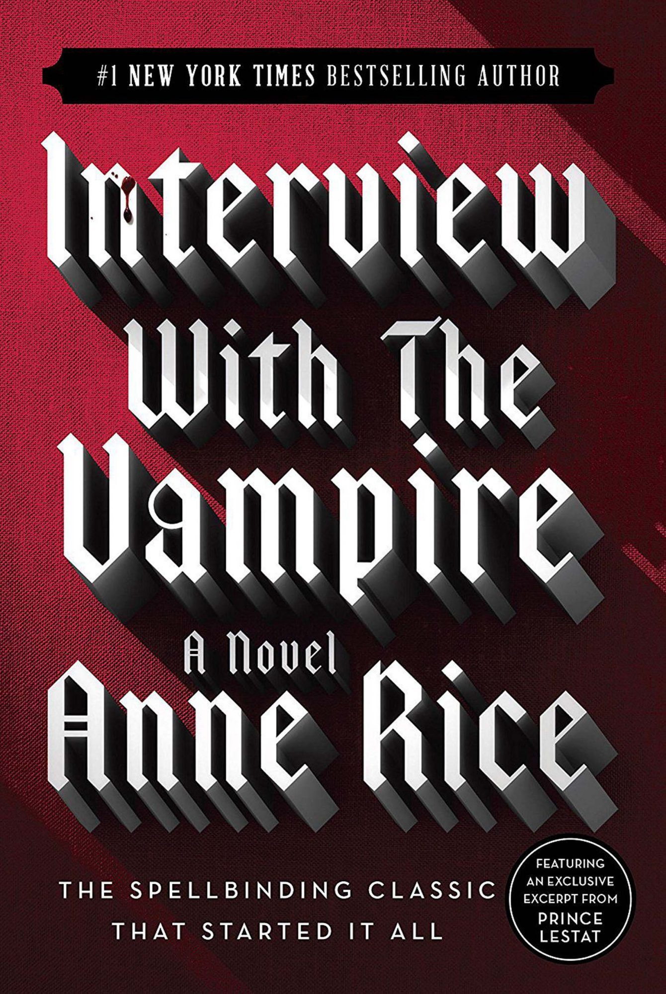 Interview with the Vampire by Anne Rice (1976)