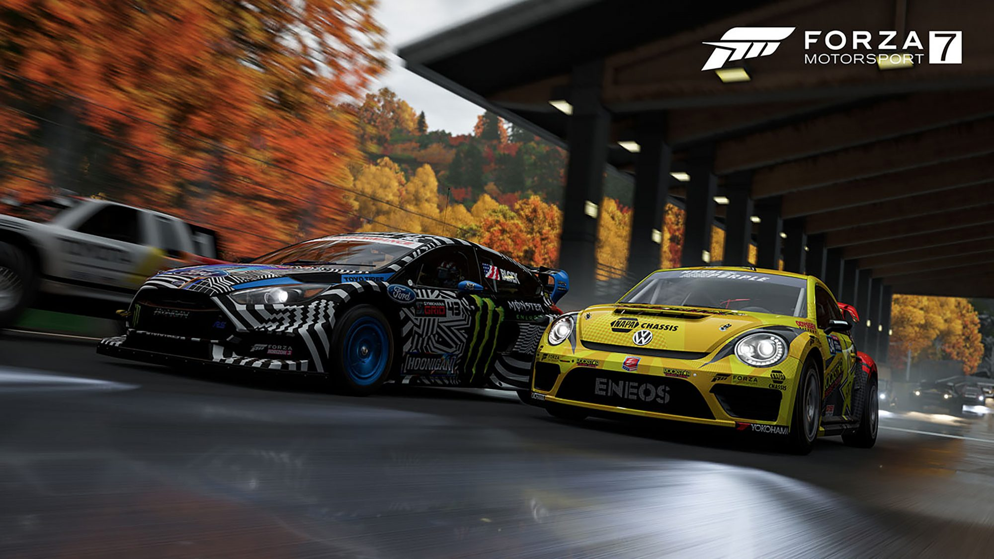 Forza Motorsport 7 Reviews Neck and Neck