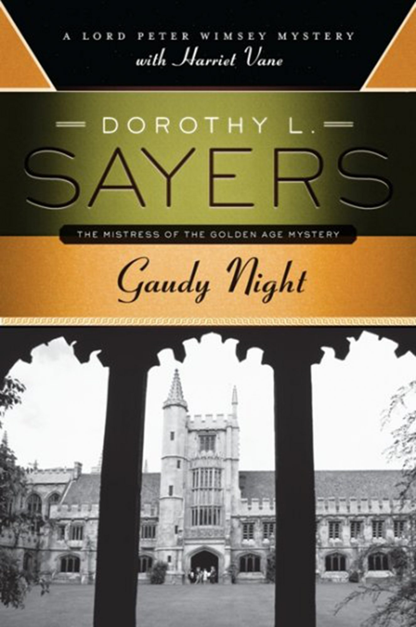 Dorothy L. Sayers, Gaudy Night