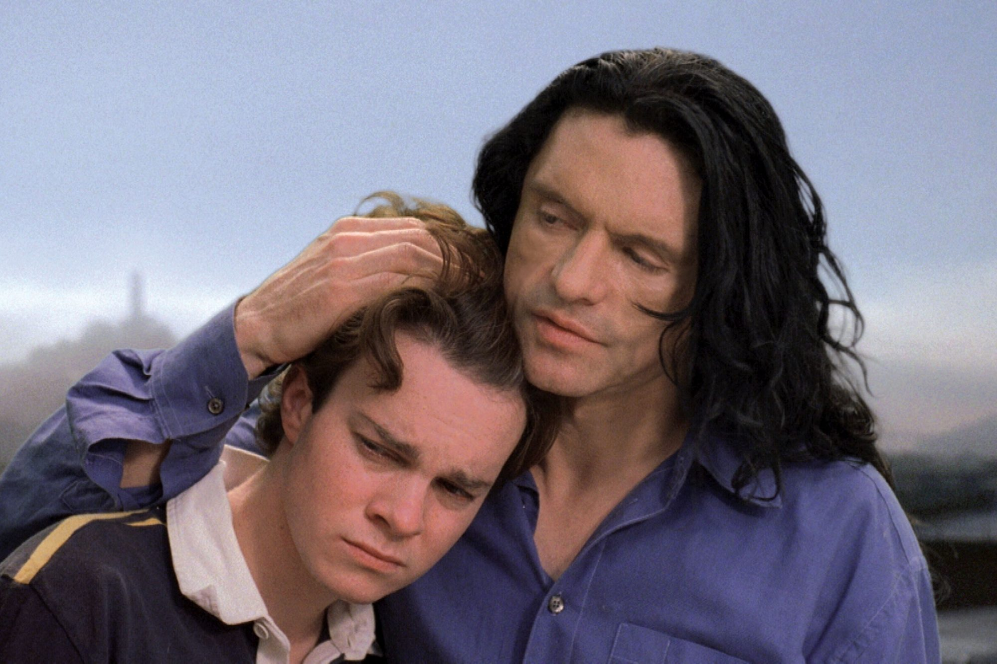 The Room (2003)Philip Haldiman (L) and Tommy Wiseau
