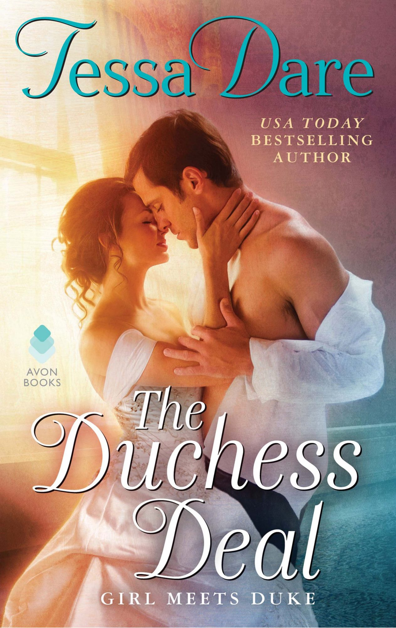 The Duchess Deal, by Tessa Dare