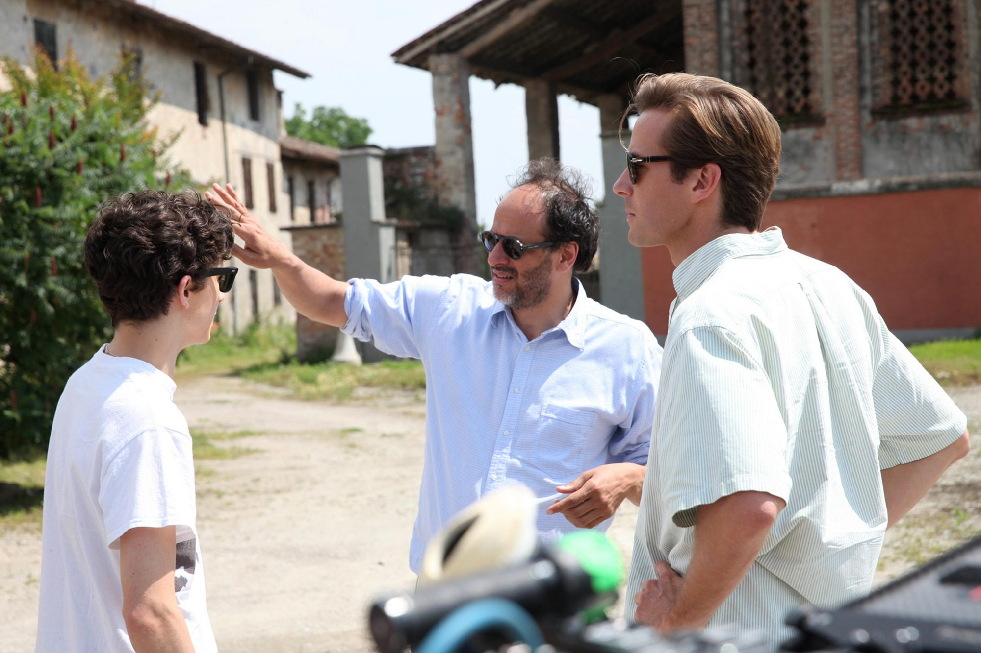 SNUB: Luca Guadagnino for Best Director