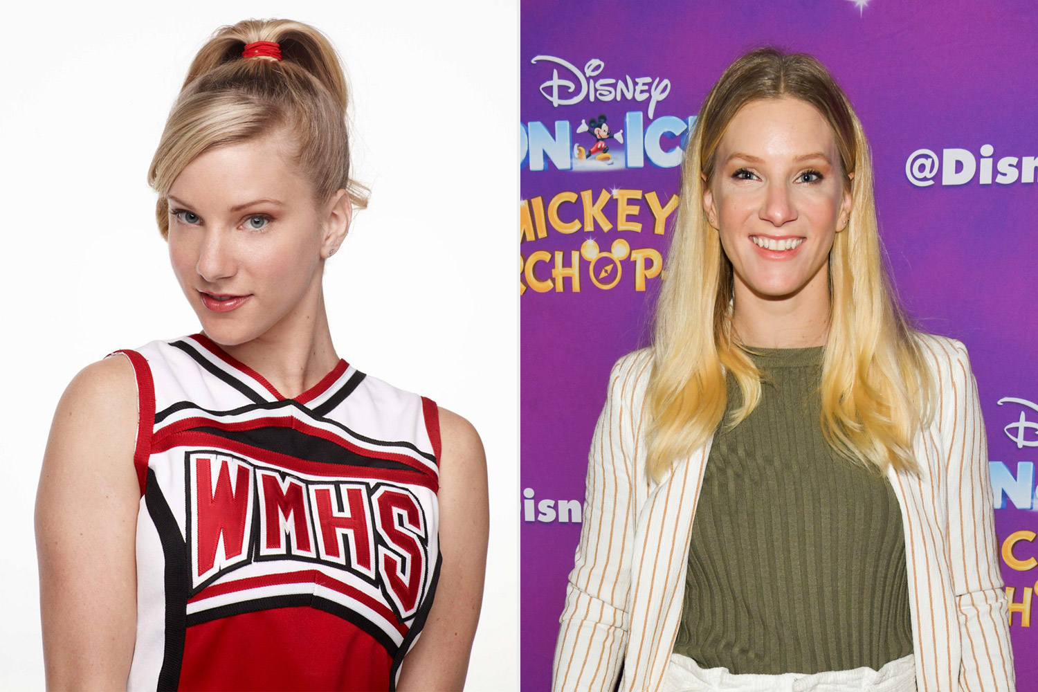 Heather Morris (Brittany S. Pierce)