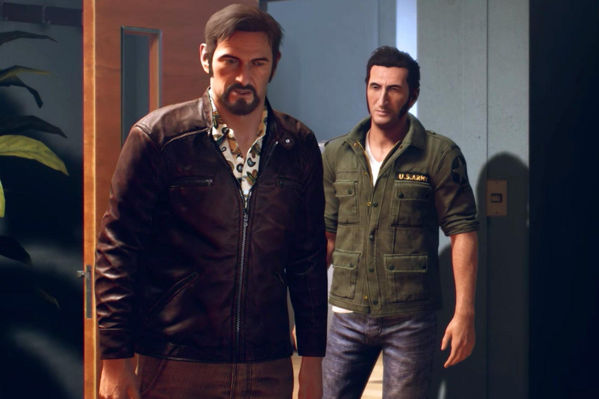 A Way Out video game (2018) CR: Electronic Arts