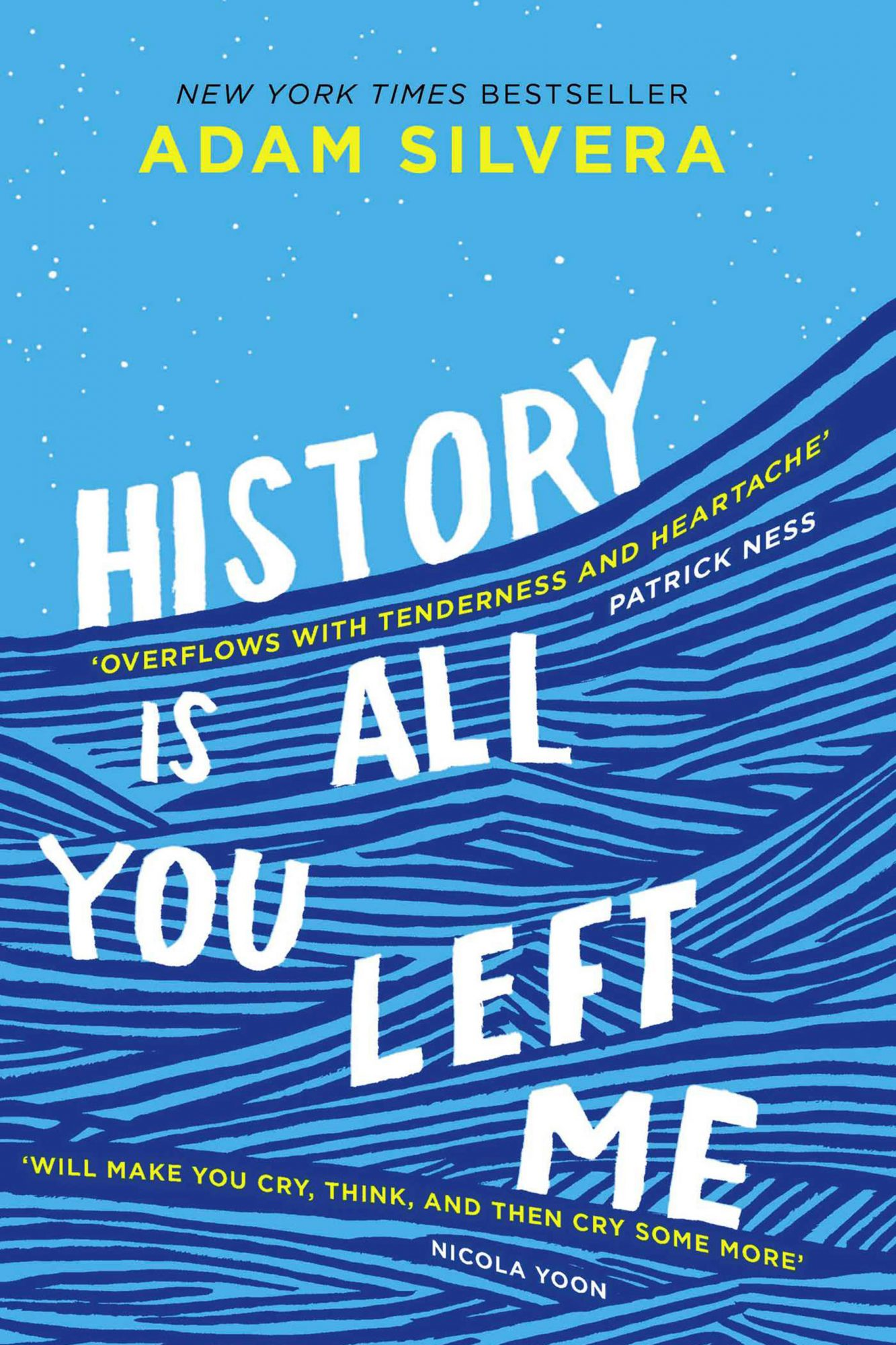 History Is All You Left Meby Adam Silvera