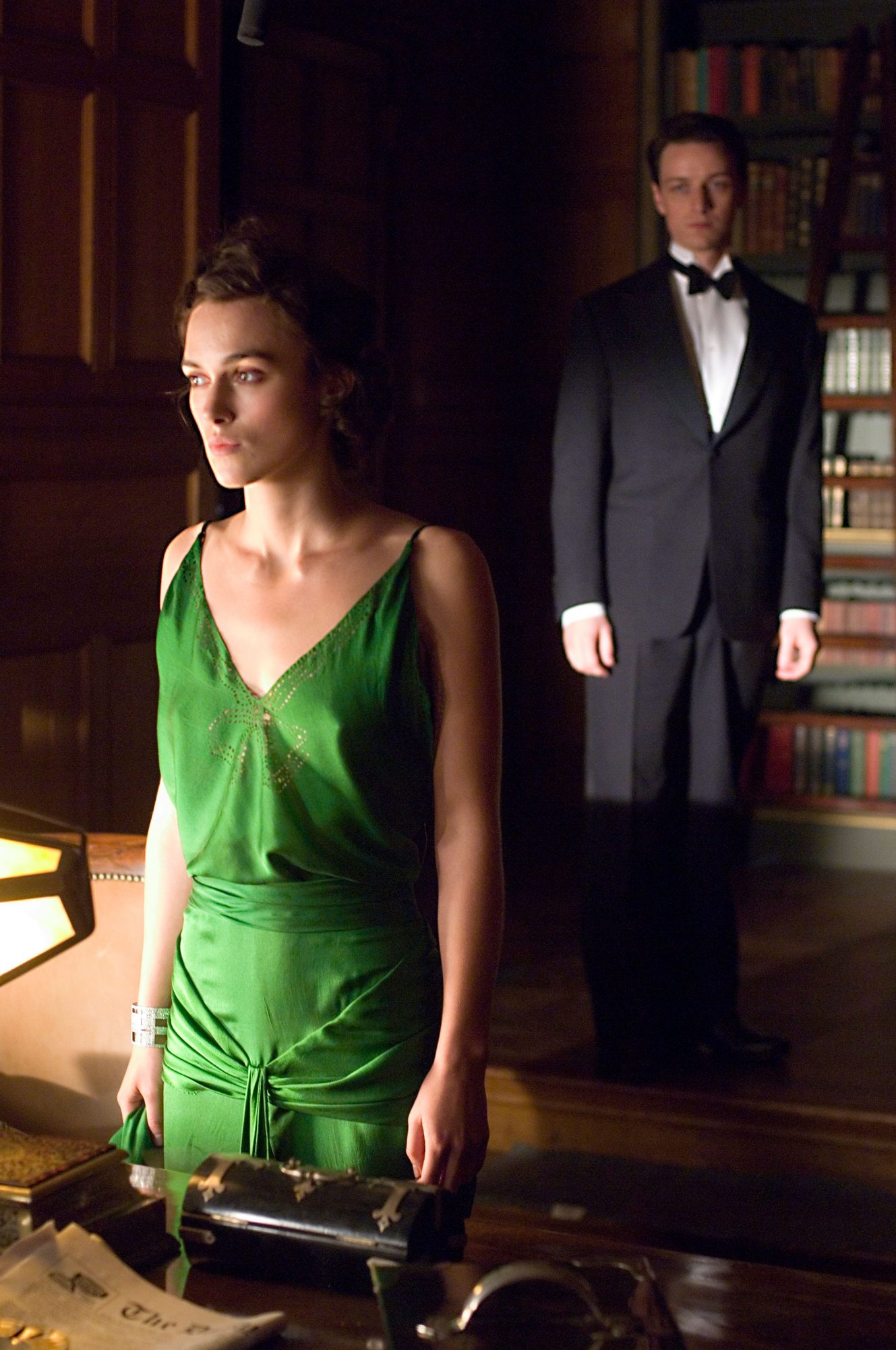 Atonement: Caught in the Library [Favorite Scenes]