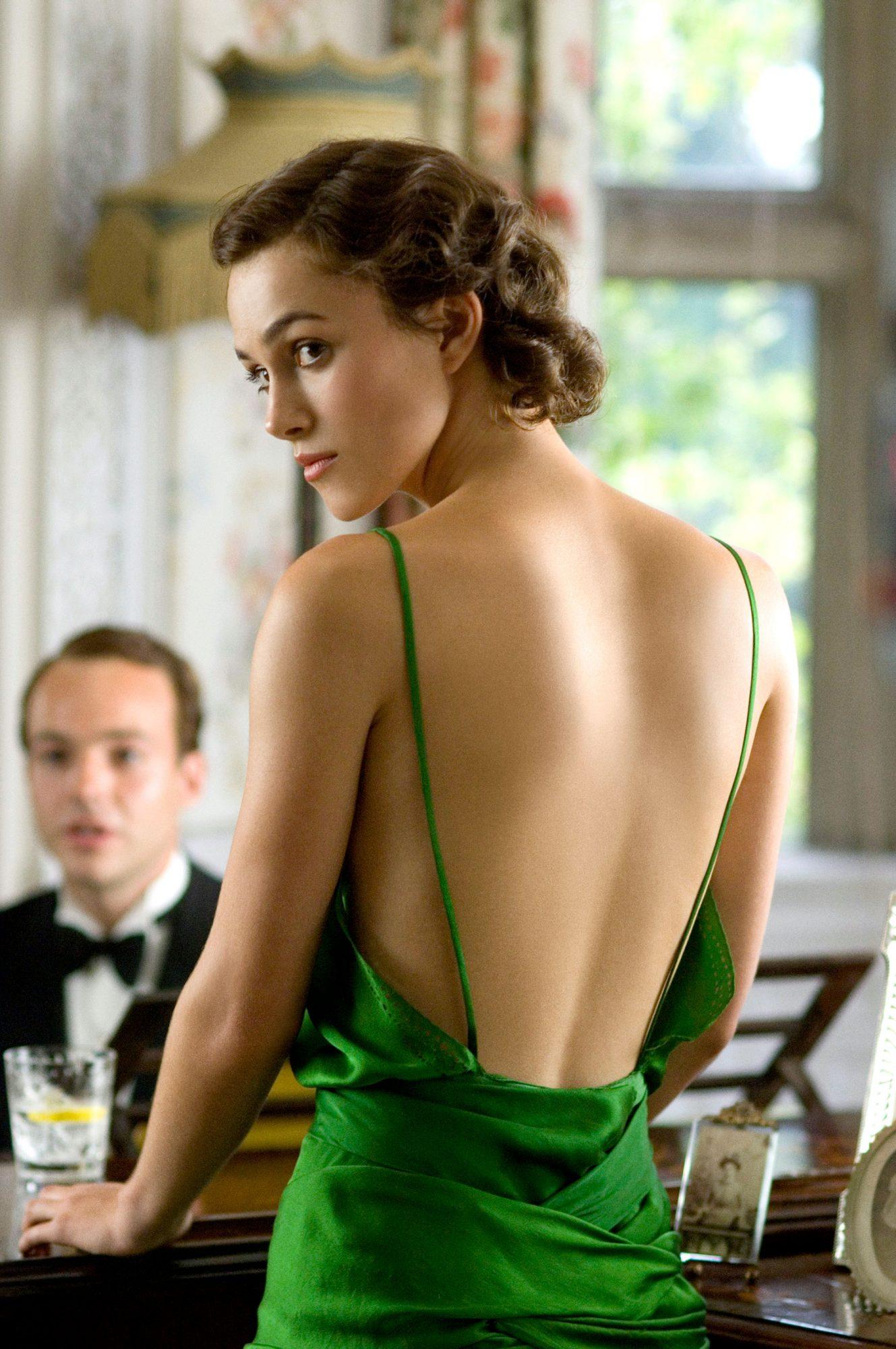 ATONEMENT (2007)Keira Knightley