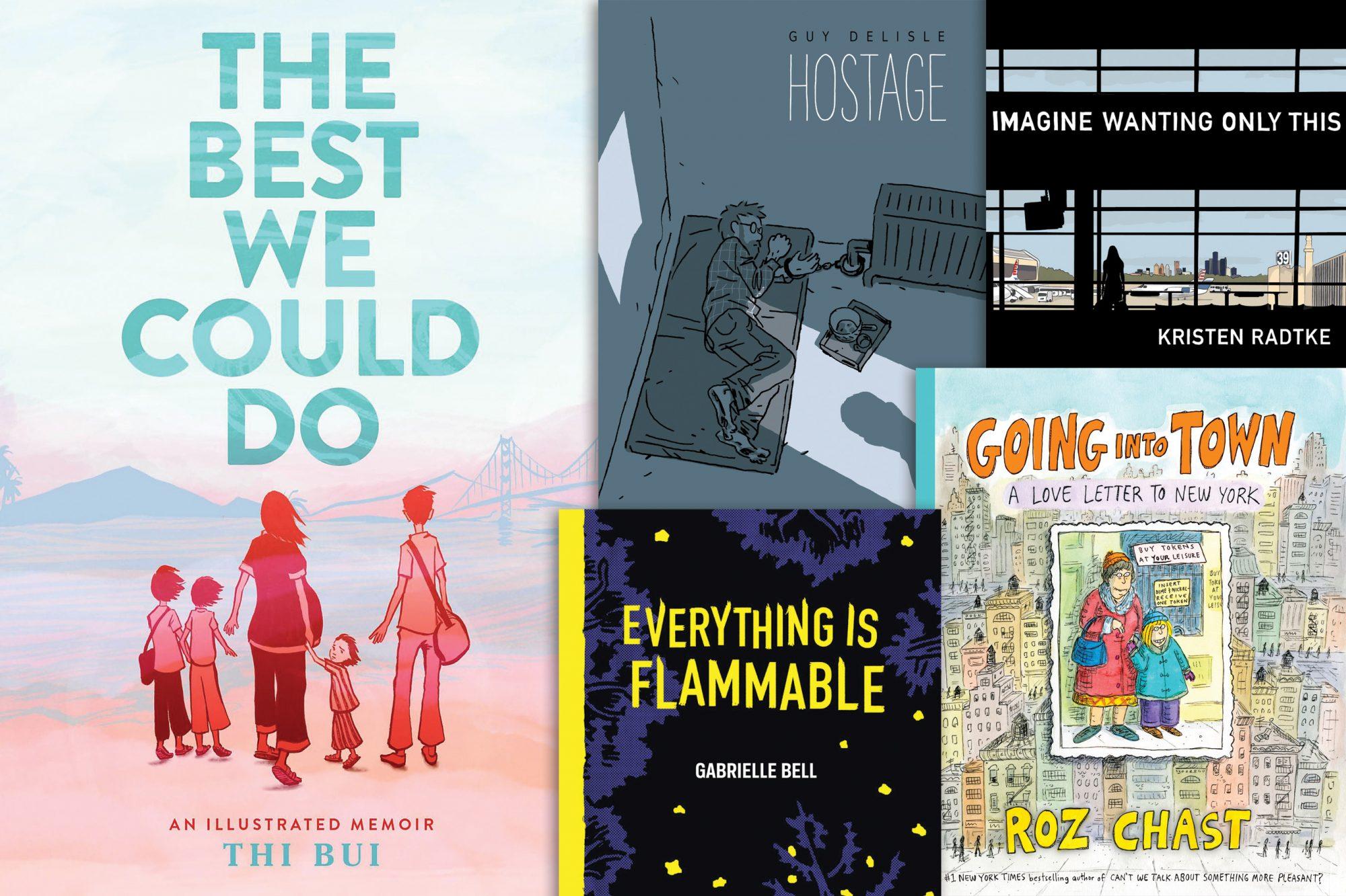 best-graphic-novels