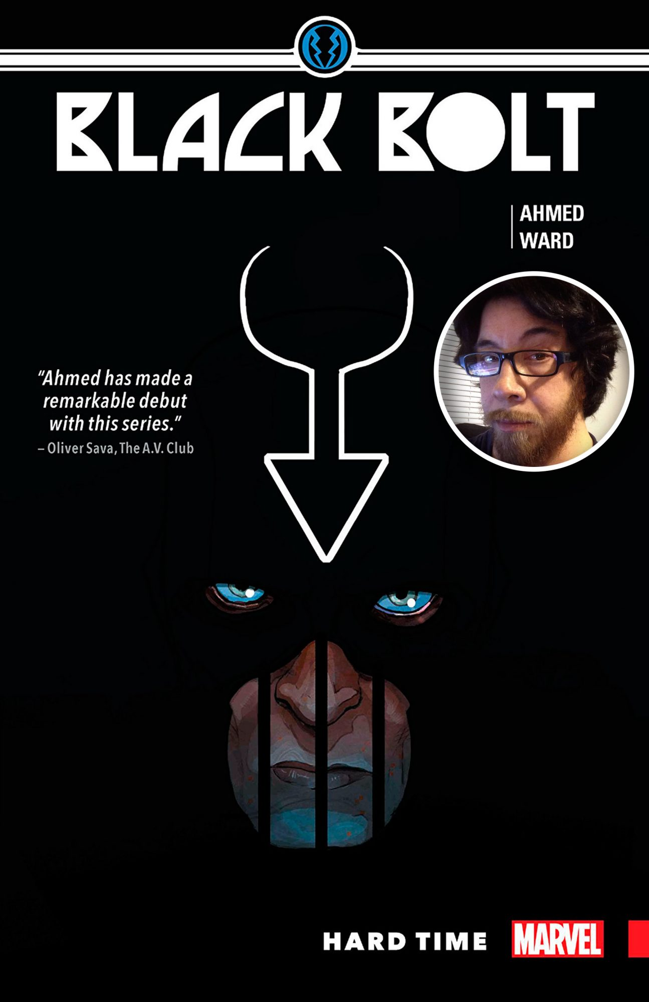 Best Debut: Saladin Ahmed, Black Bolt (Marvel)