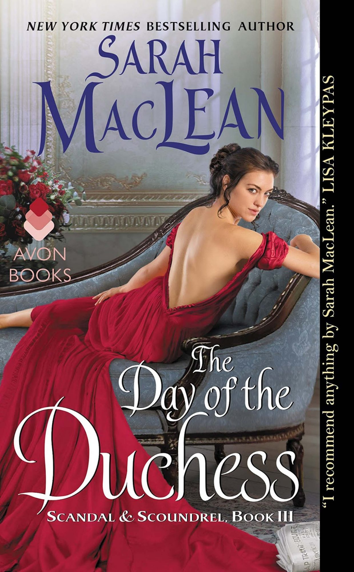 The Day of the Duchess,by Sarah MacLean