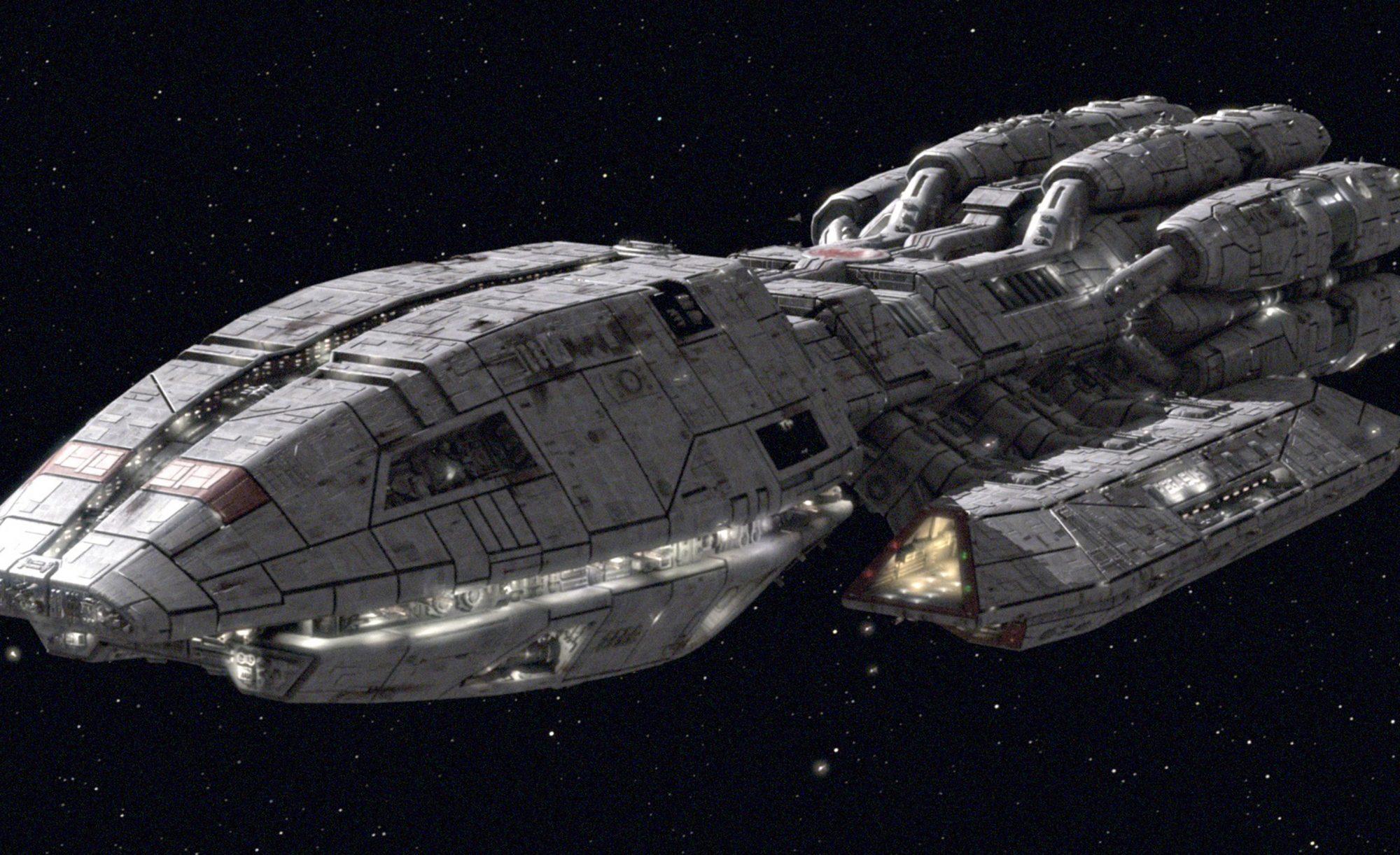 Battlestar GalacticaShip from Battlestar