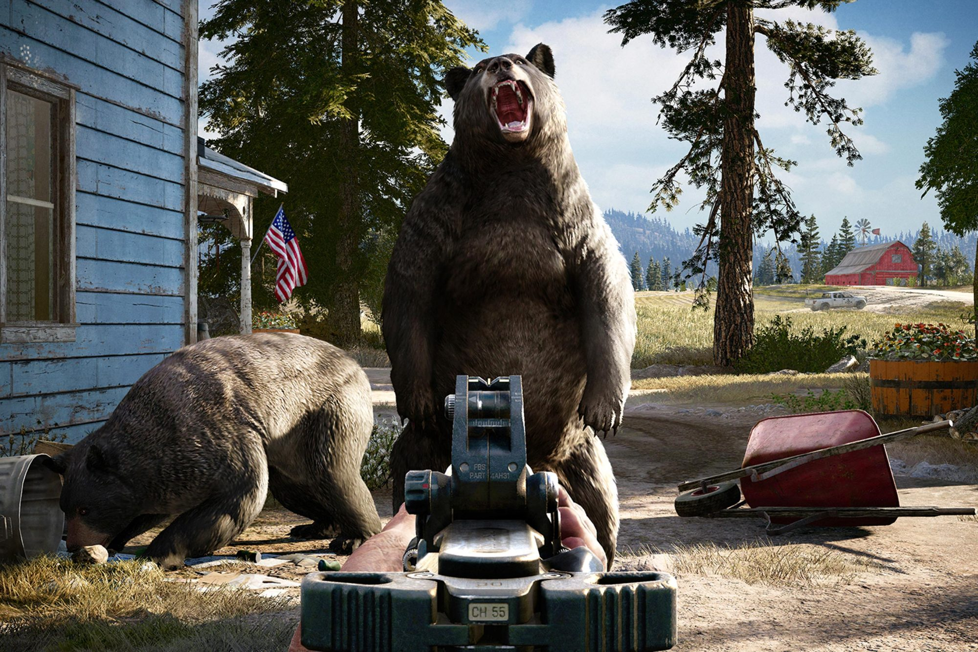 Far Cry 5 video game (2018) CR: Ubisoft