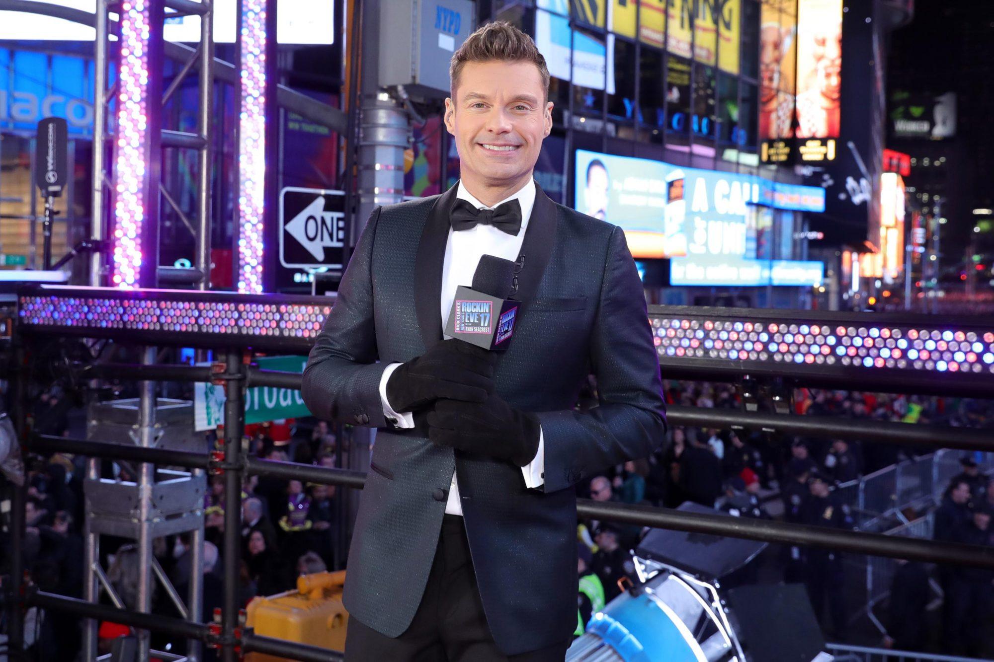 Dick Clark's New Year's Rockin' Eve 2017