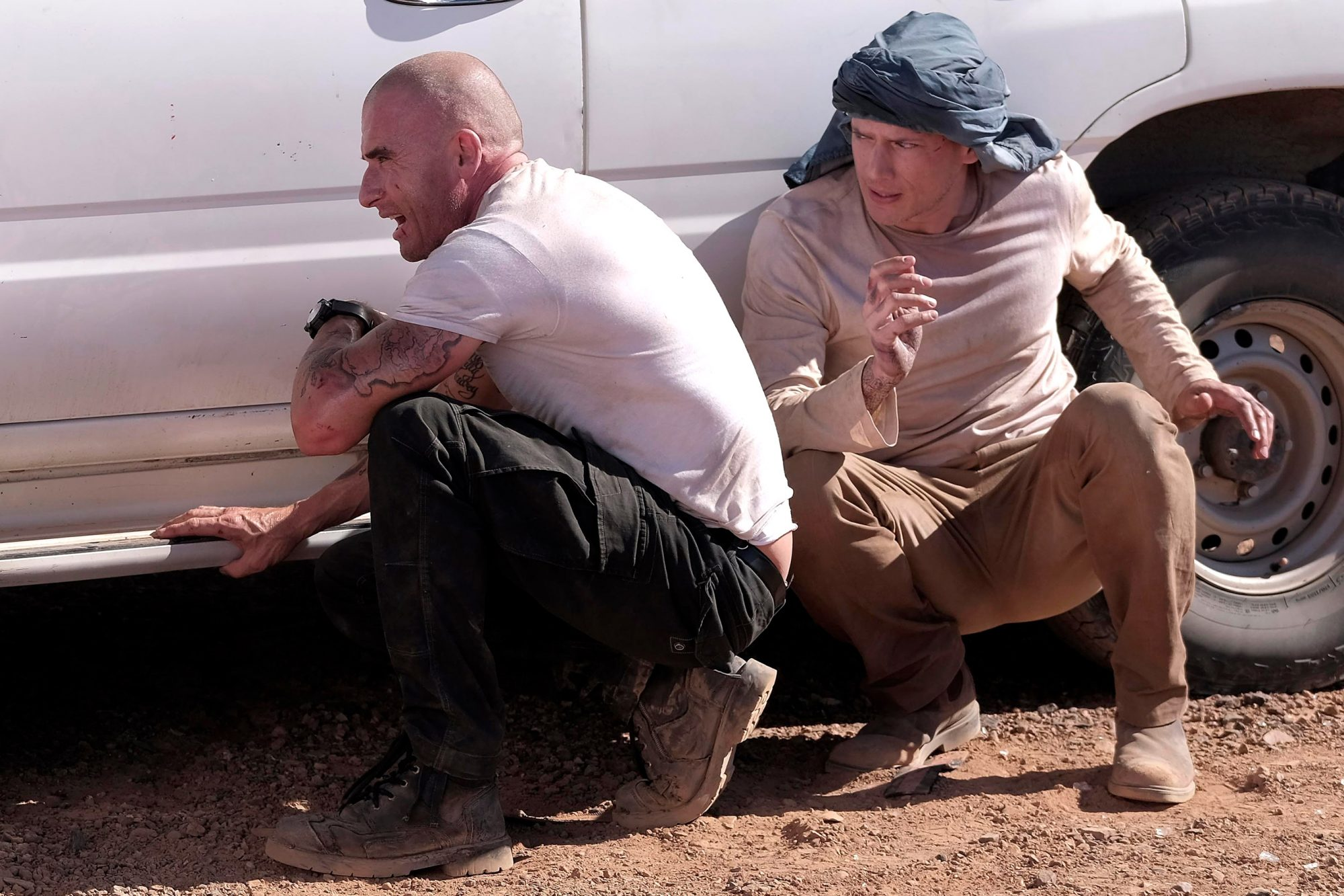 "FOX's ""Prison Break: The Event Series"""