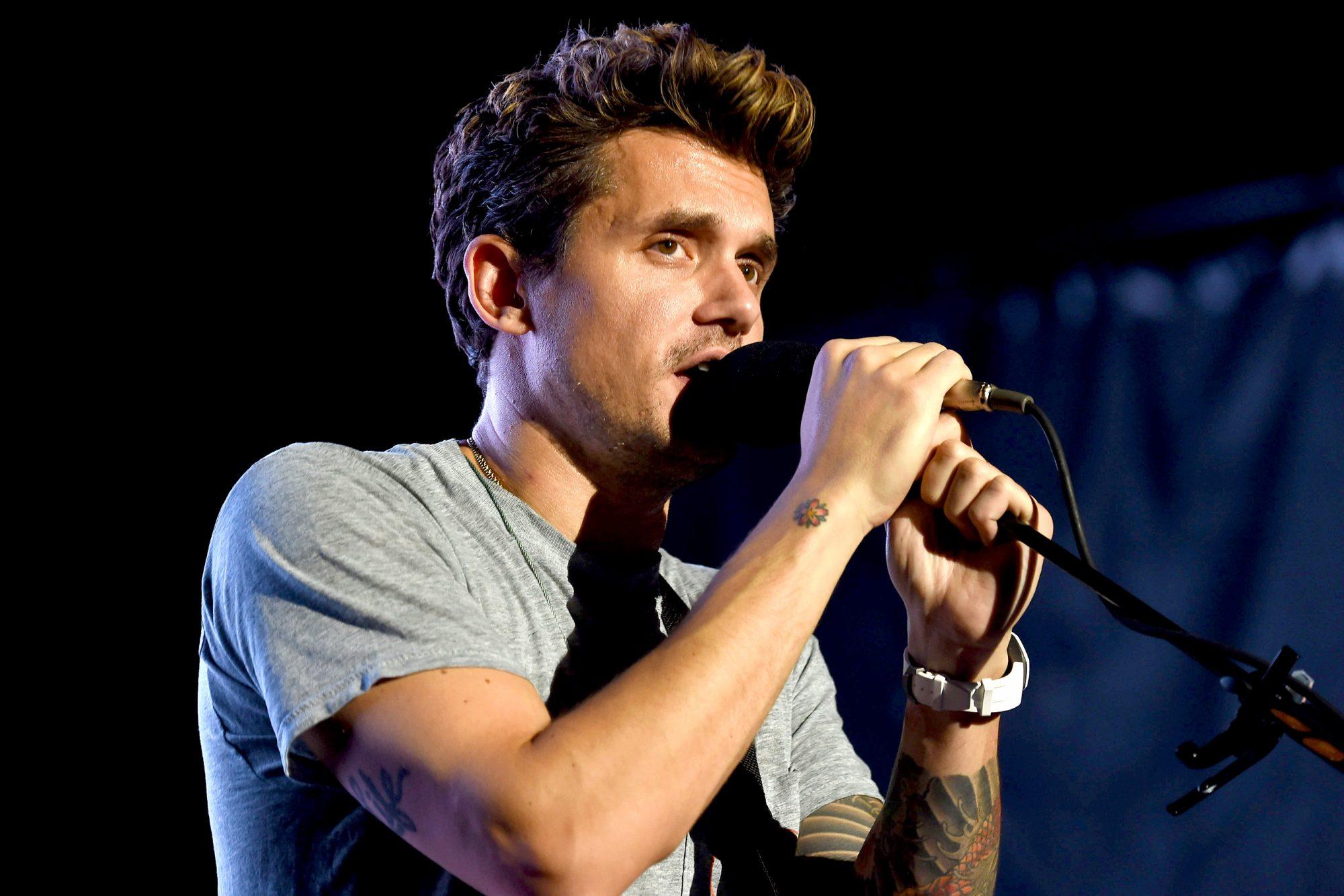 John Mayer In Concert - Wantagh, New York