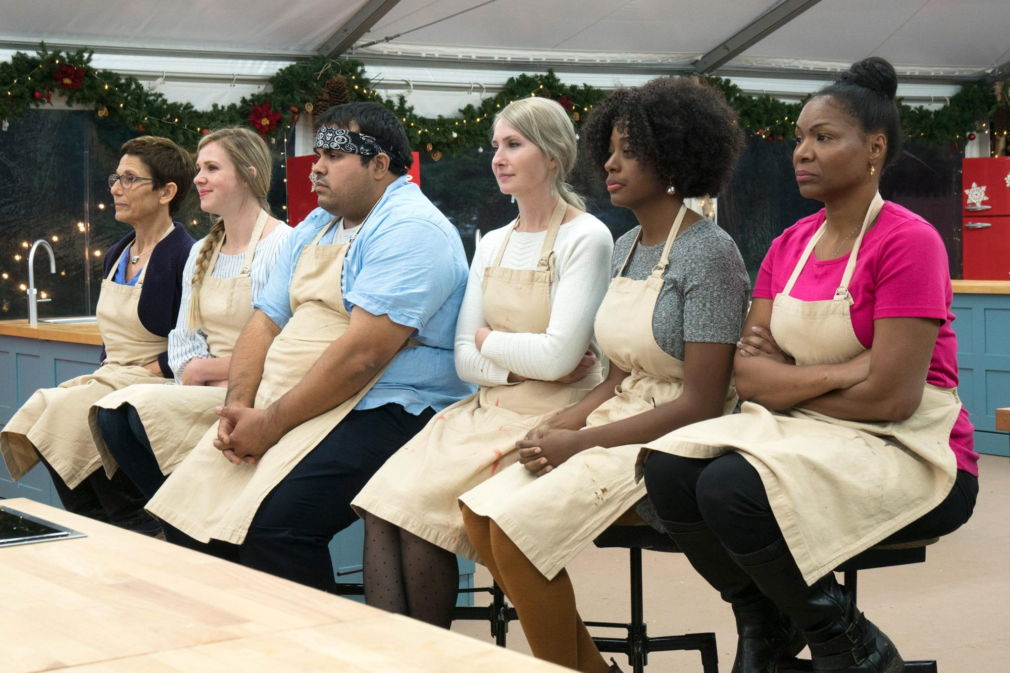 "ABC's ""The Great American Baking Show"" - Season Two"