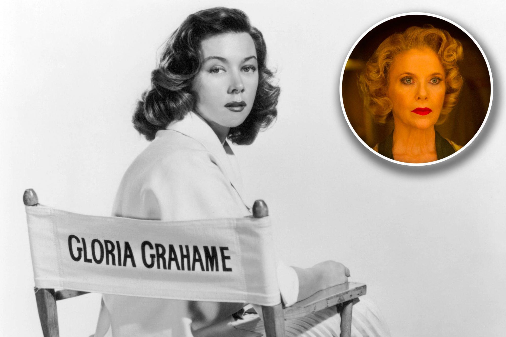 Gloria Grahame / Annette Benning