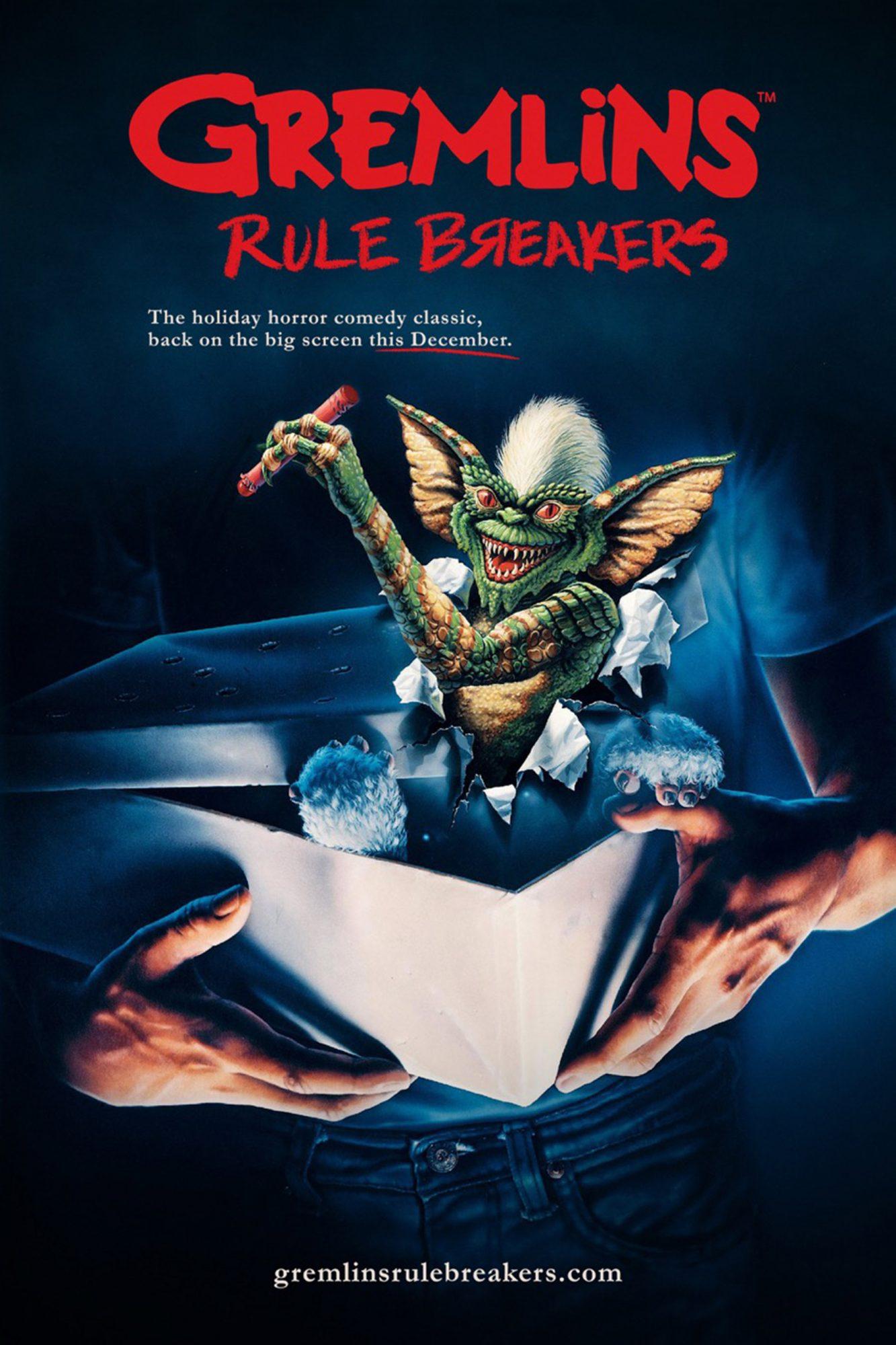 GremlinsRuleBreakers_Poster