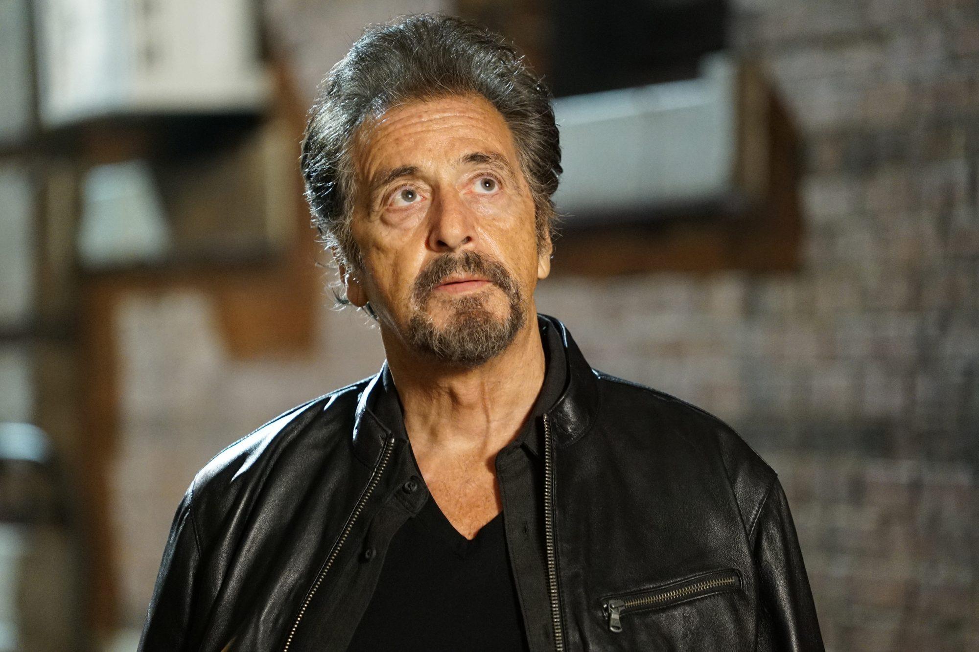 Hangman (2017) Al Pacino CR: Lionsgate