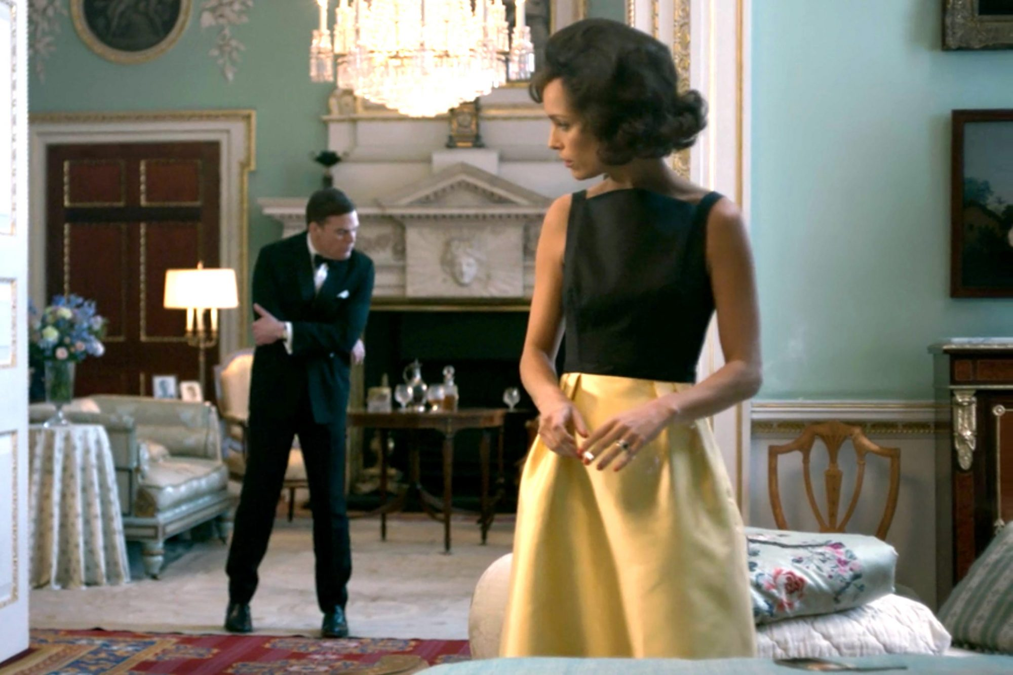 Jackie Kennedy, The Crown