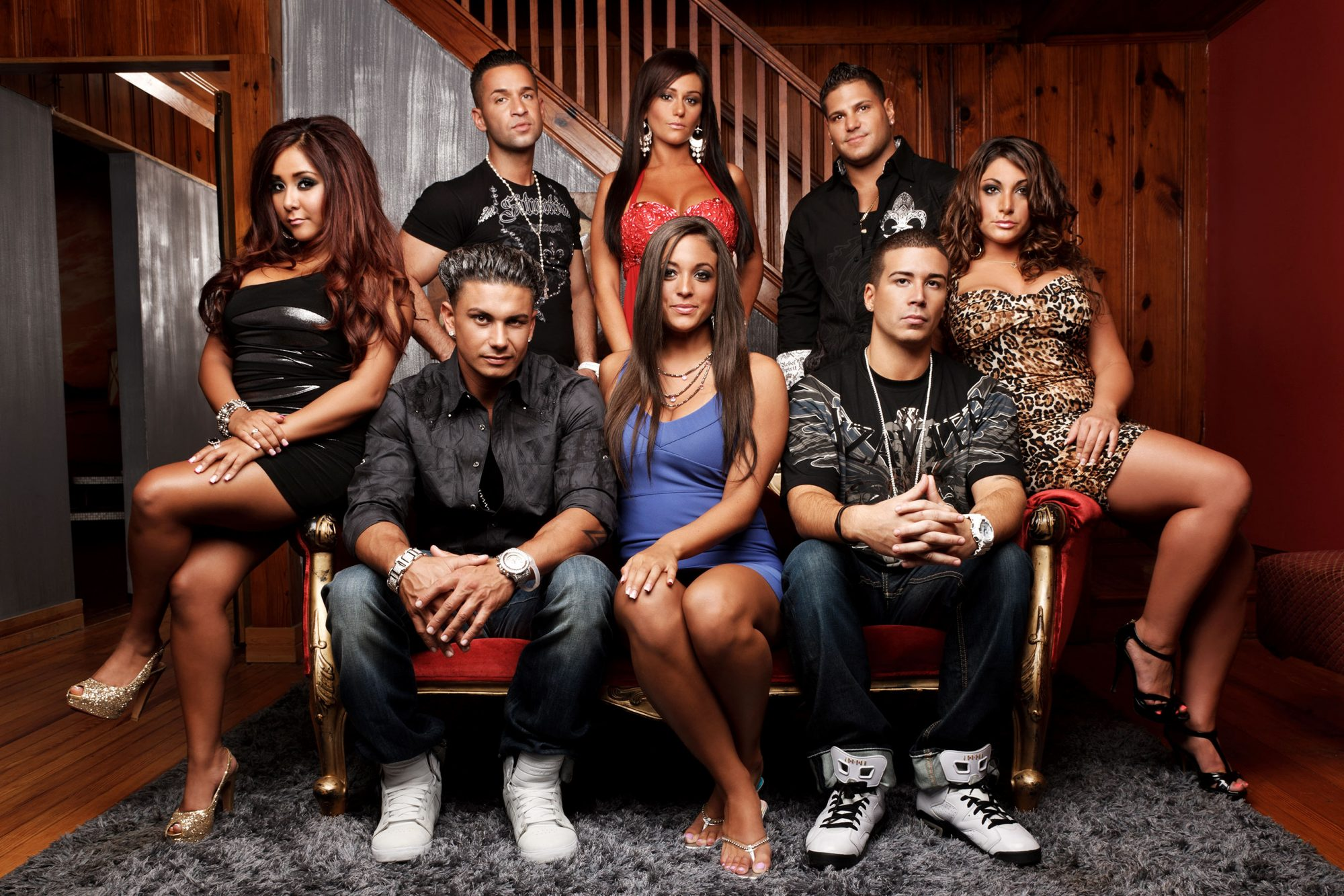 Jersey Shore, season 3. 2011.