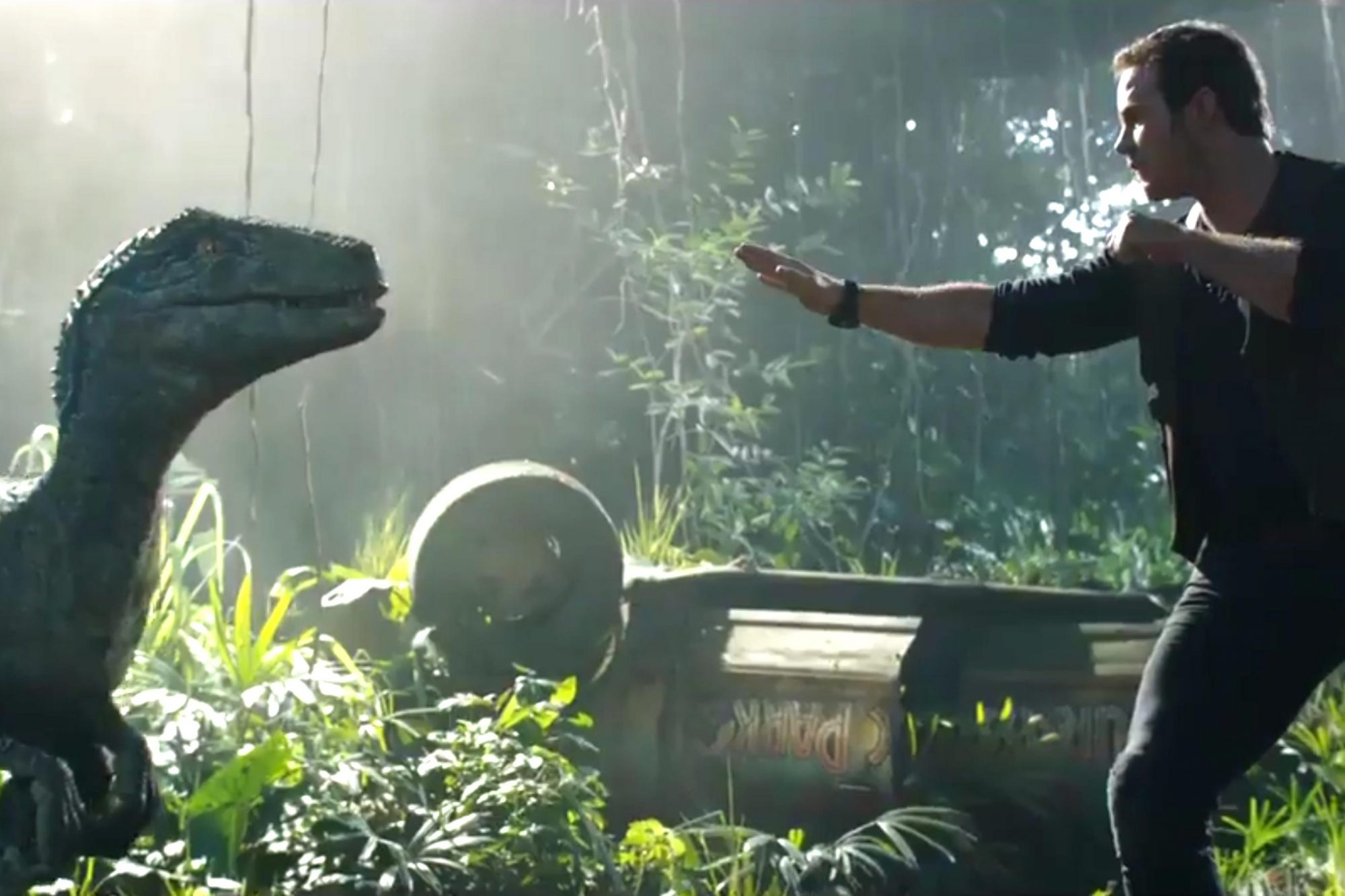 Jurassic World: Fallen Kingdom (screen grab) CR: Universal Pictures