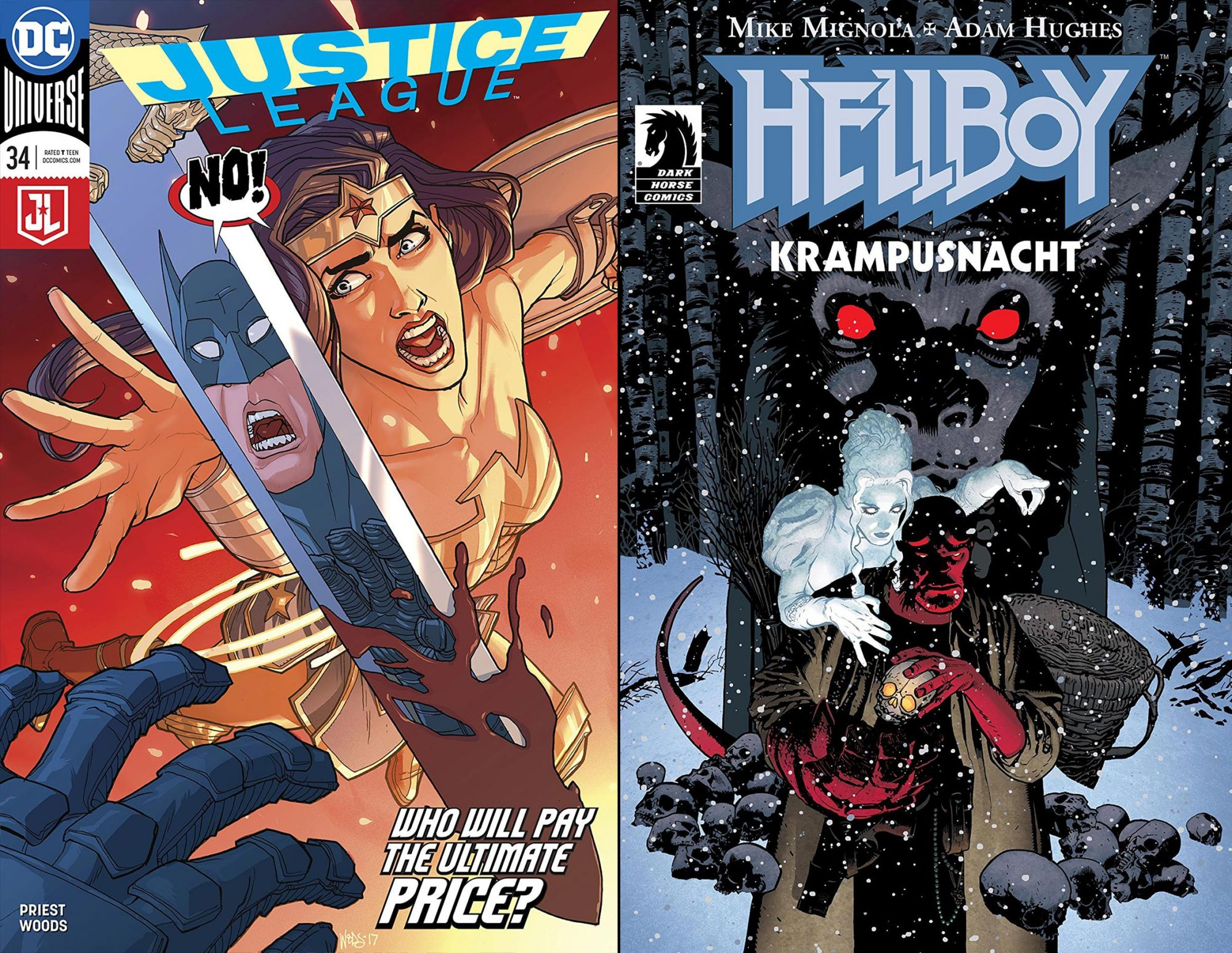 justice-league-and-hellboy