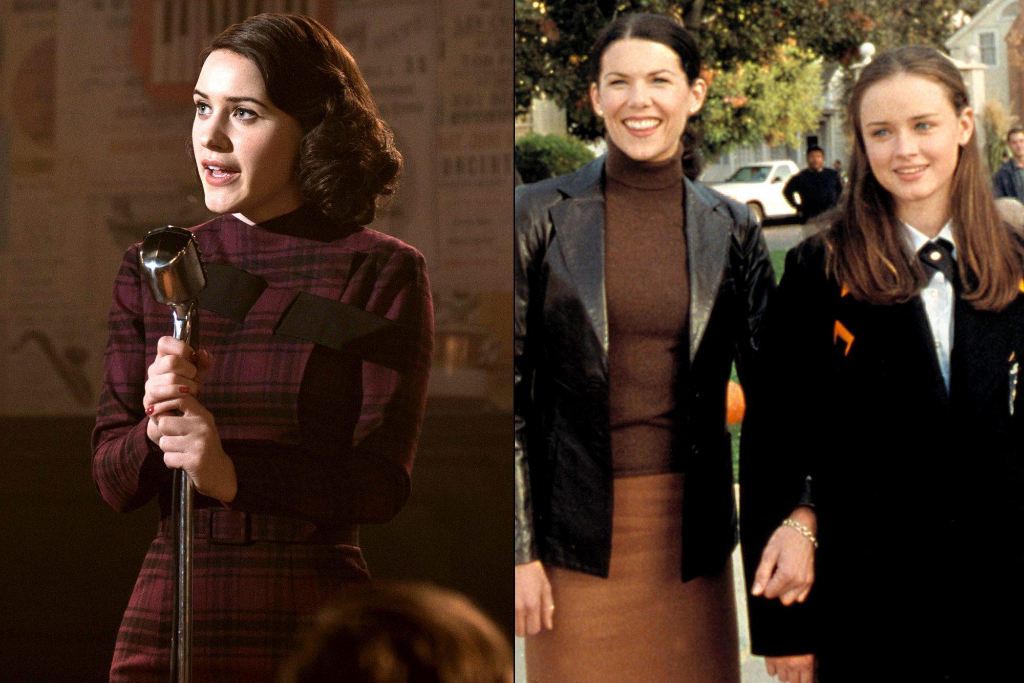 The Marvelous Mrs. Maisel / Gilmore Girls